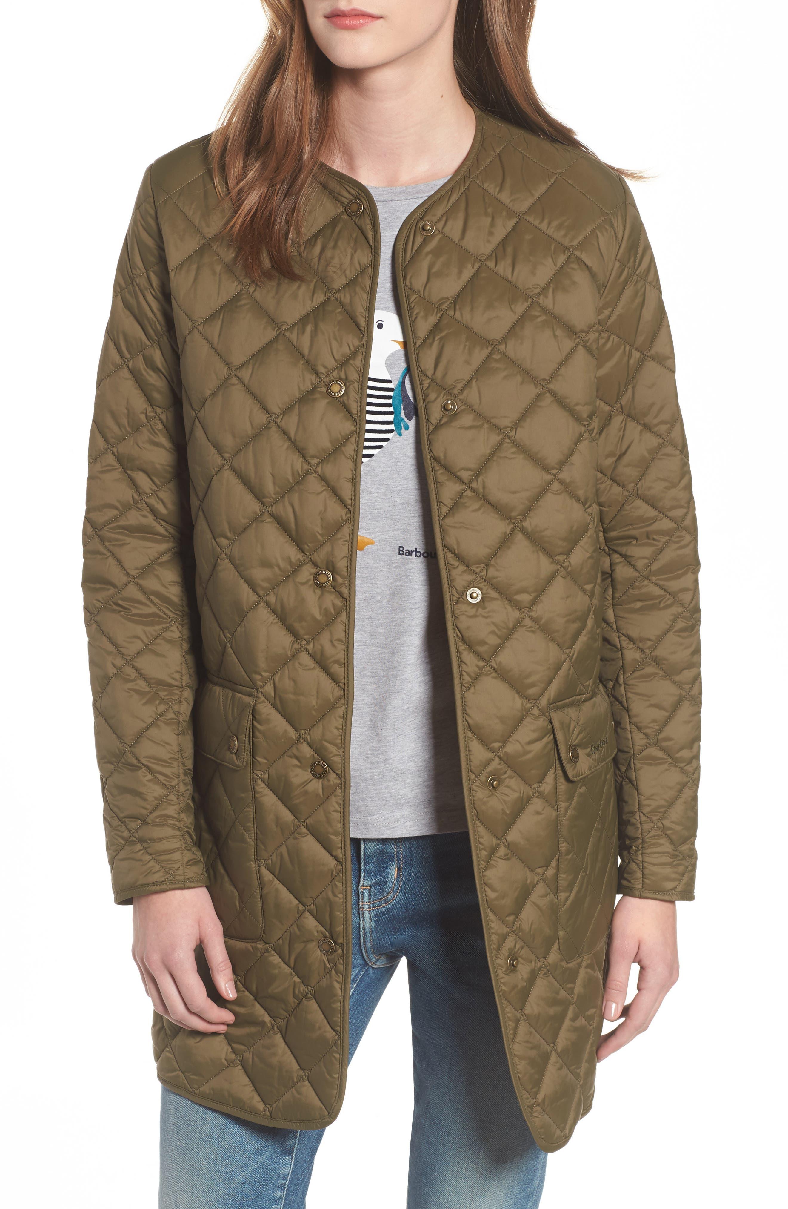Barbour Skirden Quilted Jacket