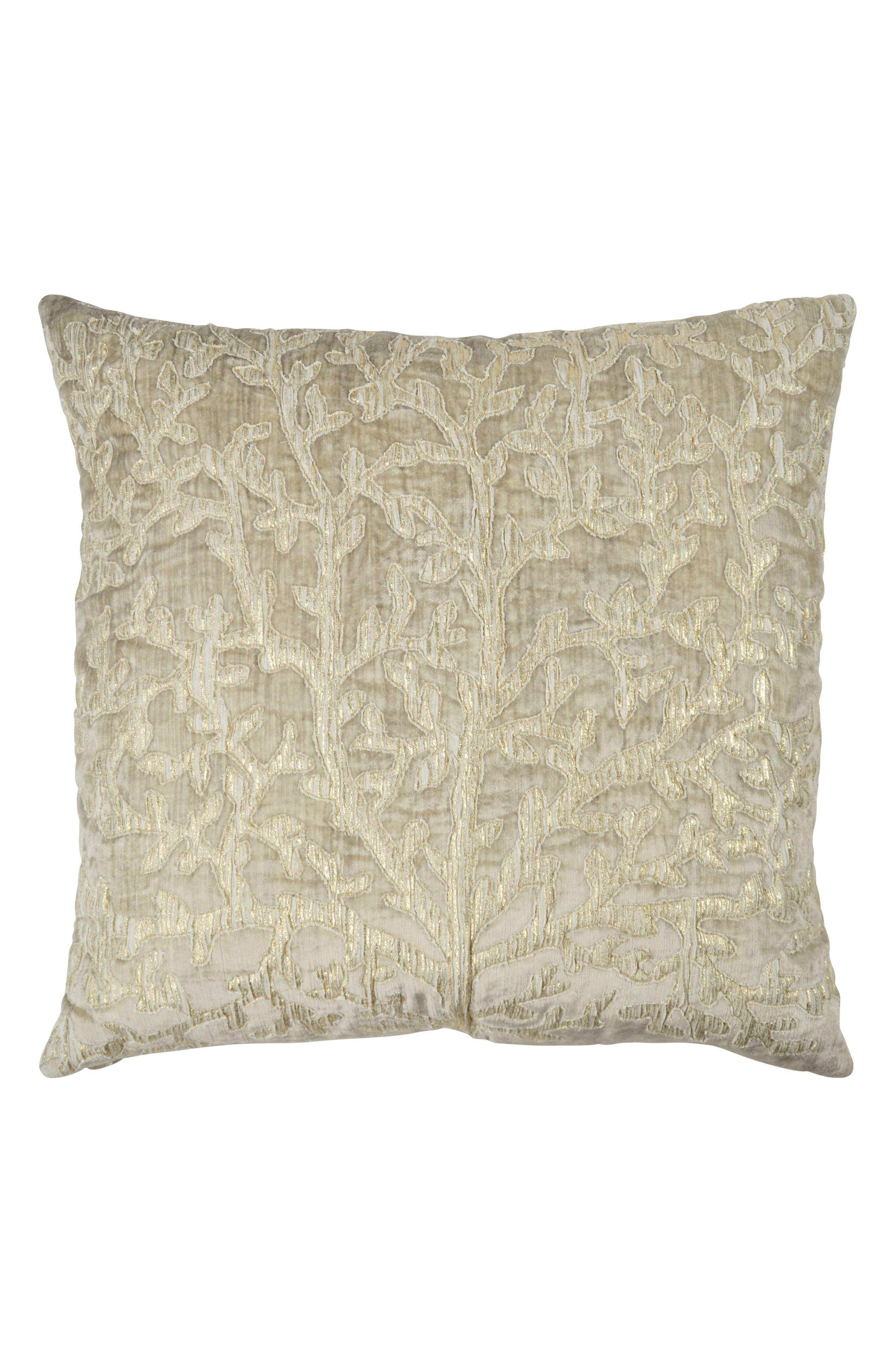 Alternate Image 1 Selected - Michael Aram Tree of Life Appliqué Accent Pillow