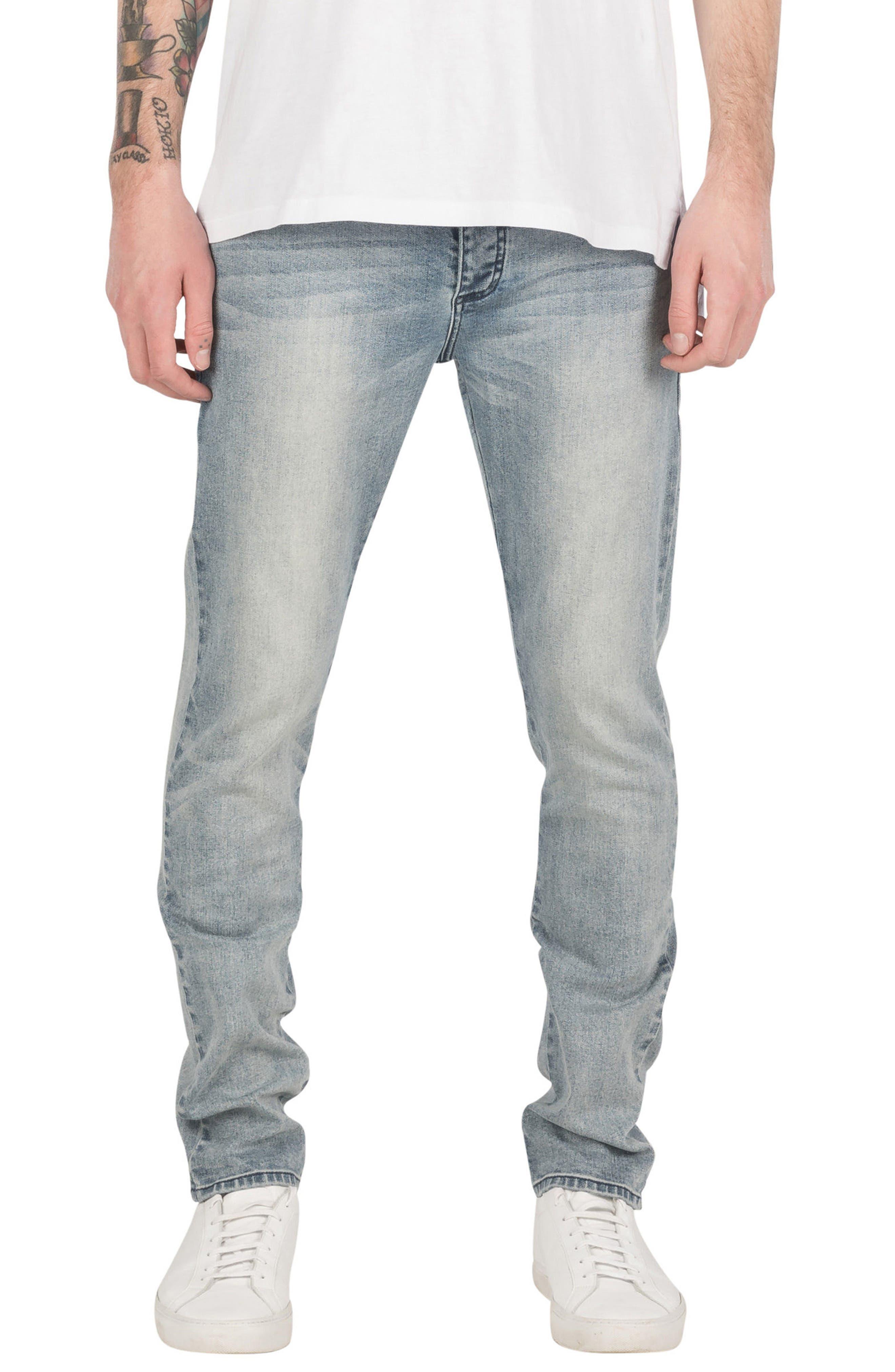 ZANEROBE Joe Blow Jeans (Stoned Blue)