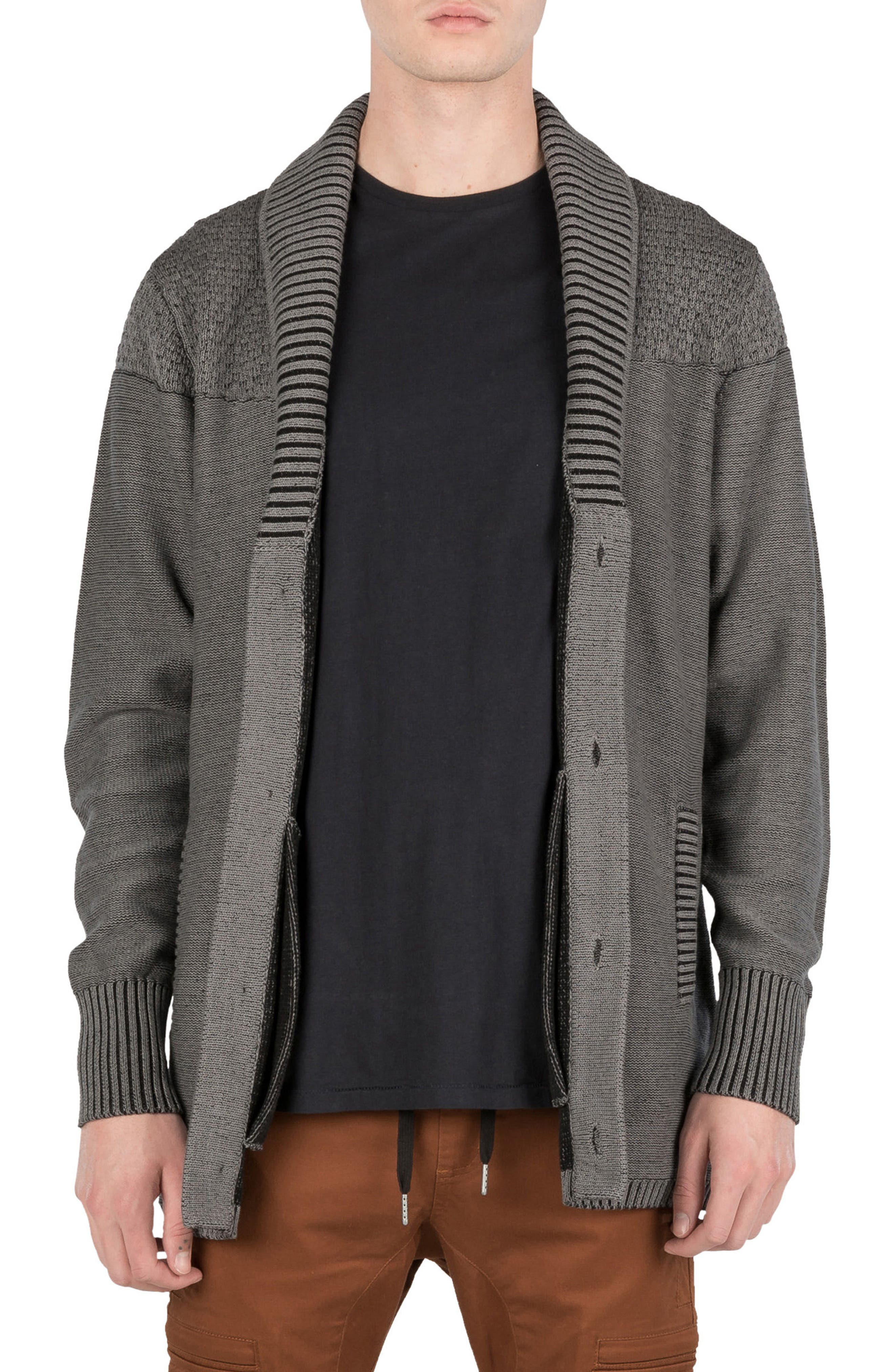 ZANEROBE Salem Shawl Collar Cardigan