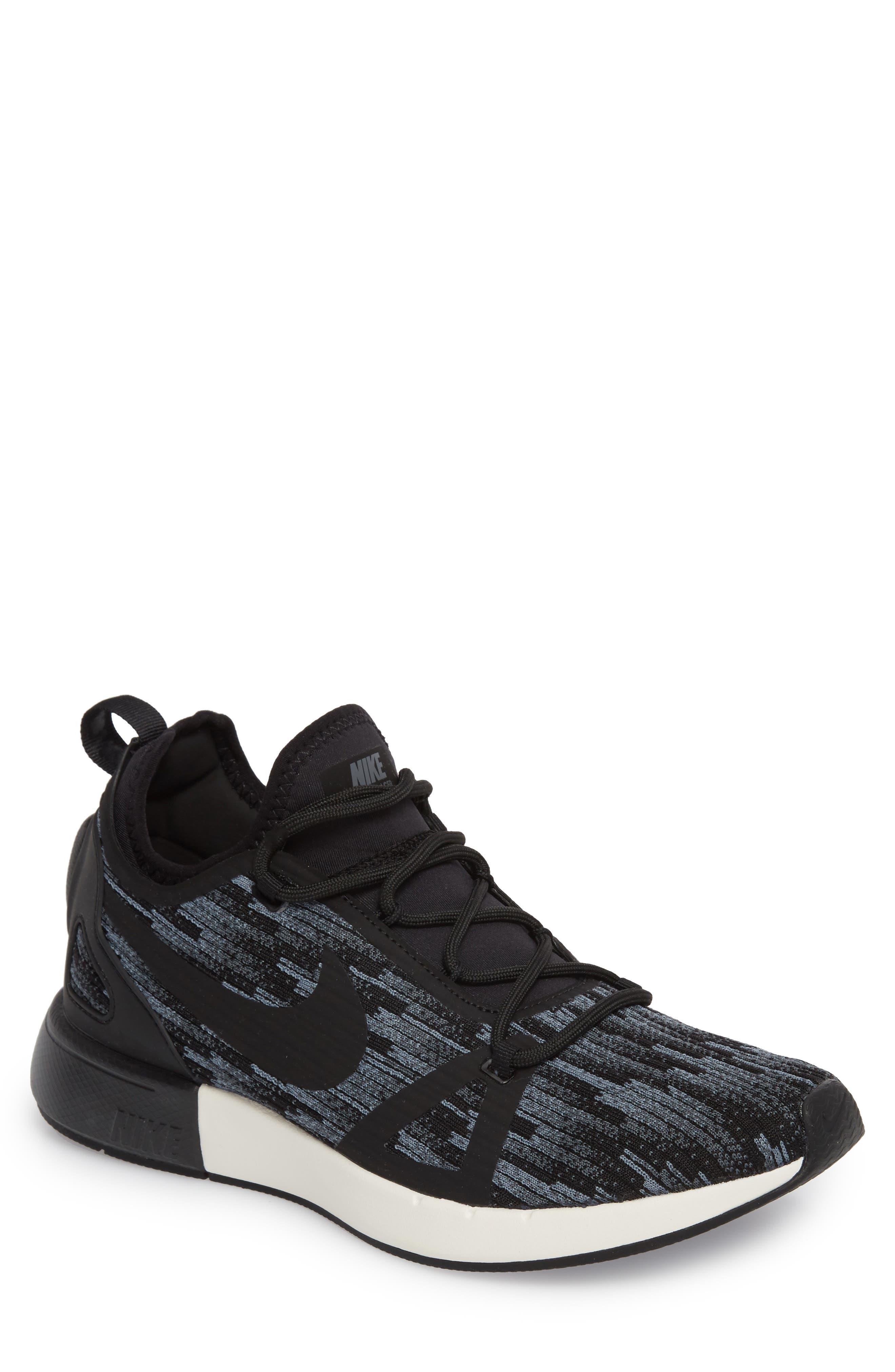 Alternate Image 1 Selected - Nike Duel Racer SE Knit Sneaker (Women)