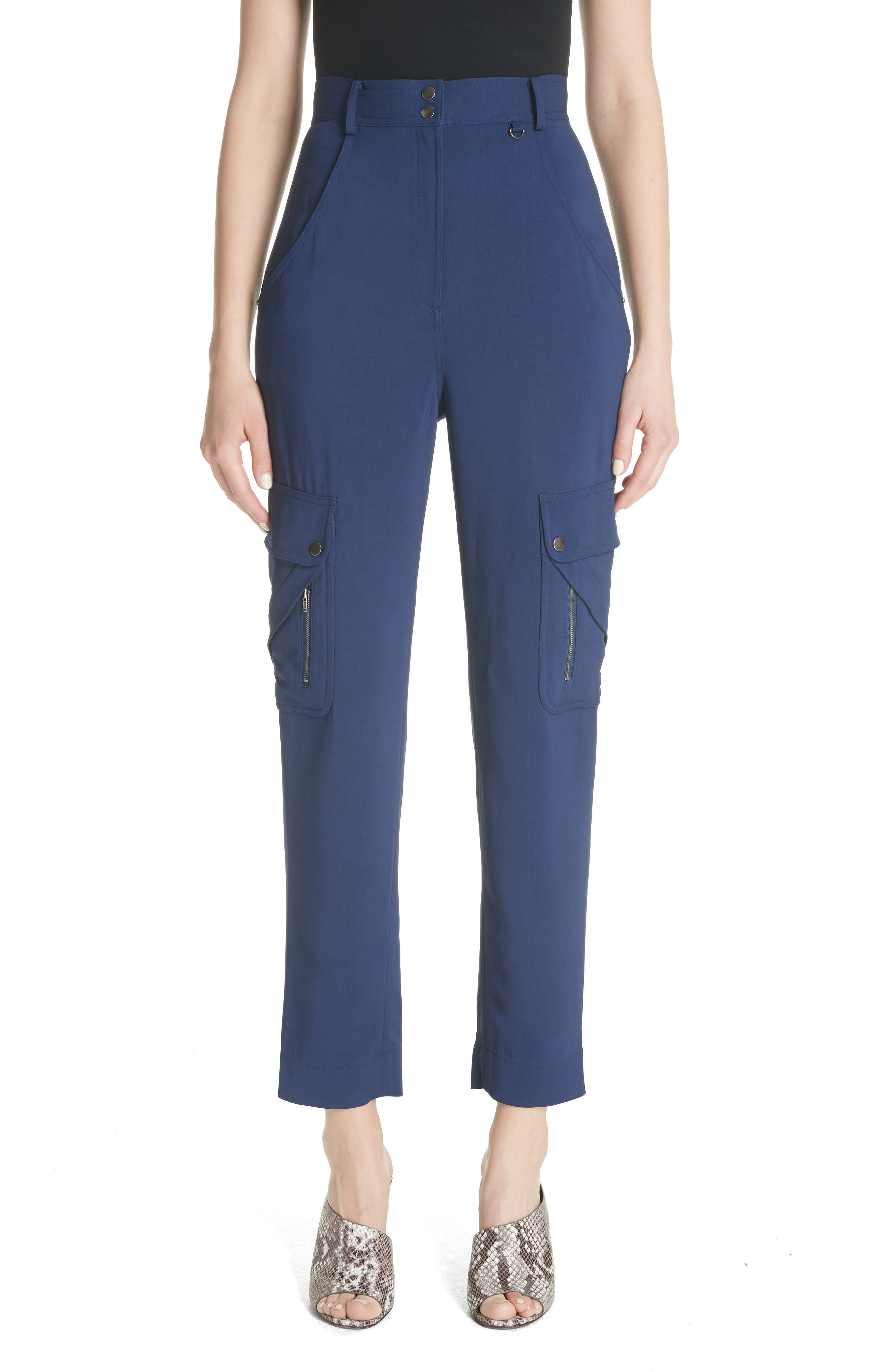 Tracy Reese Utility Pants