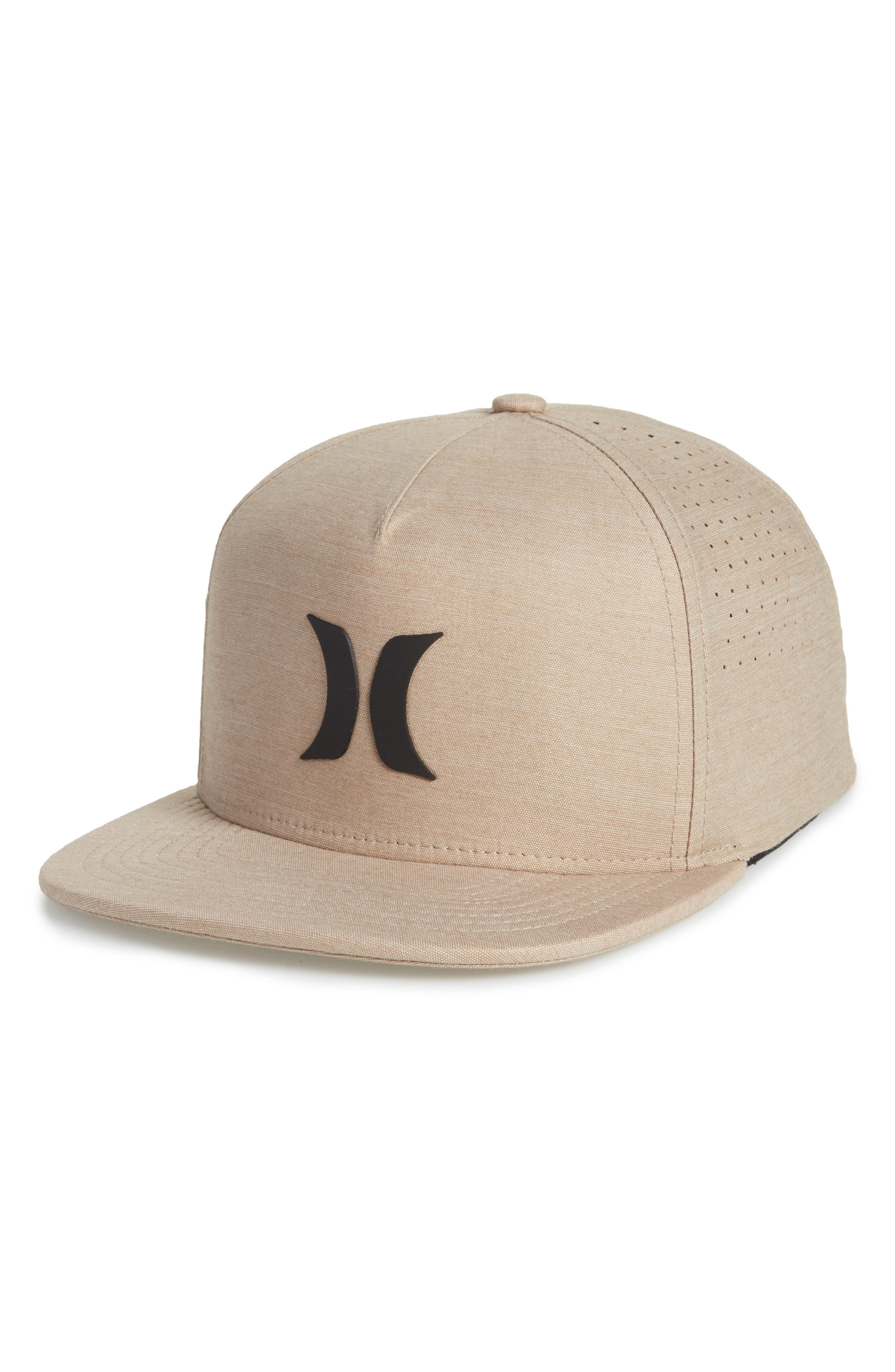 Alternate Image 1 Selected - Hurley Dri-FIT Icon 4.0 Ventilated Logo Cap