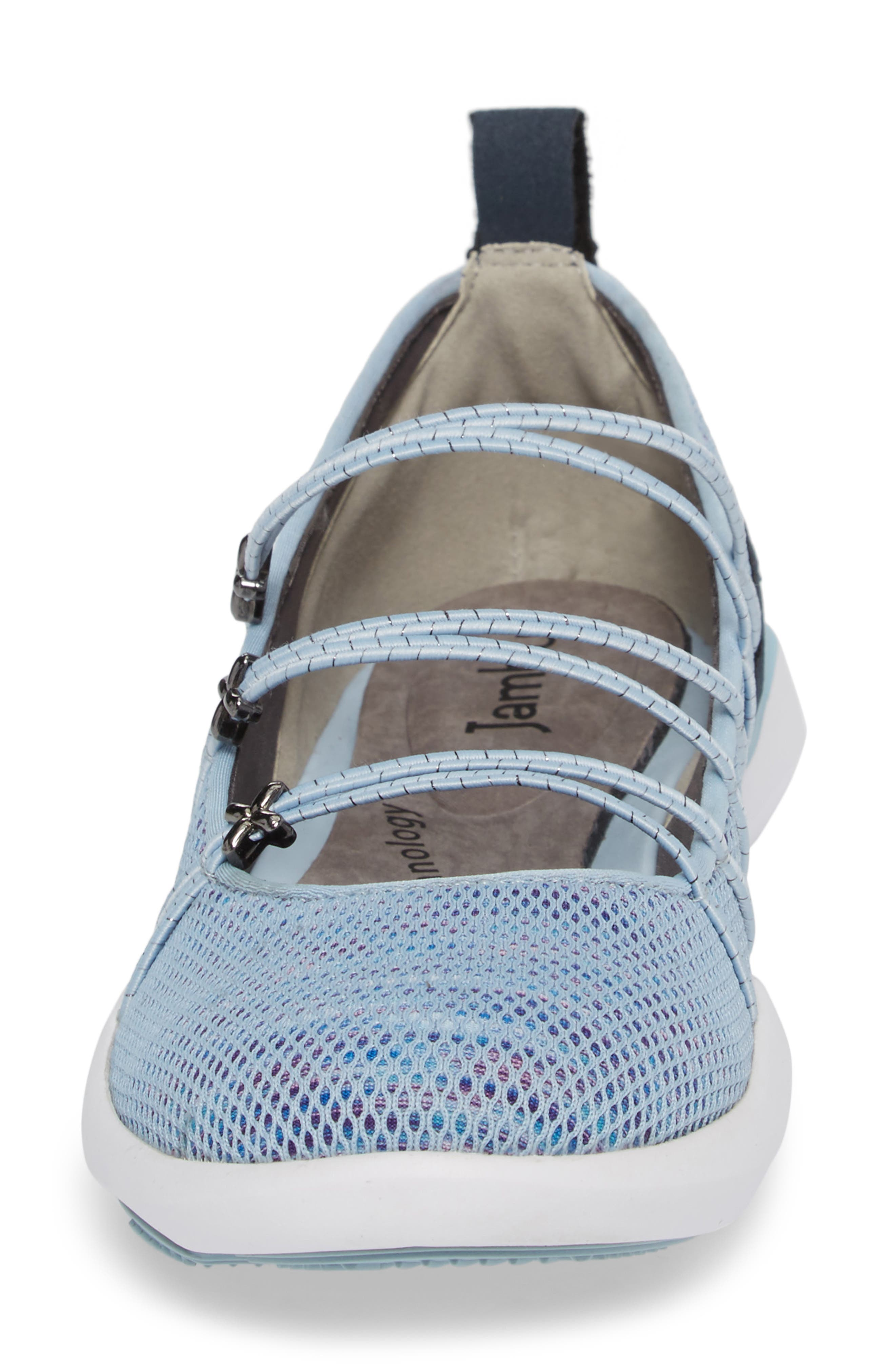 Cheyenne Water Ready Slip-on,                             Alternate thumbnail 4, color,                             Powder Blue