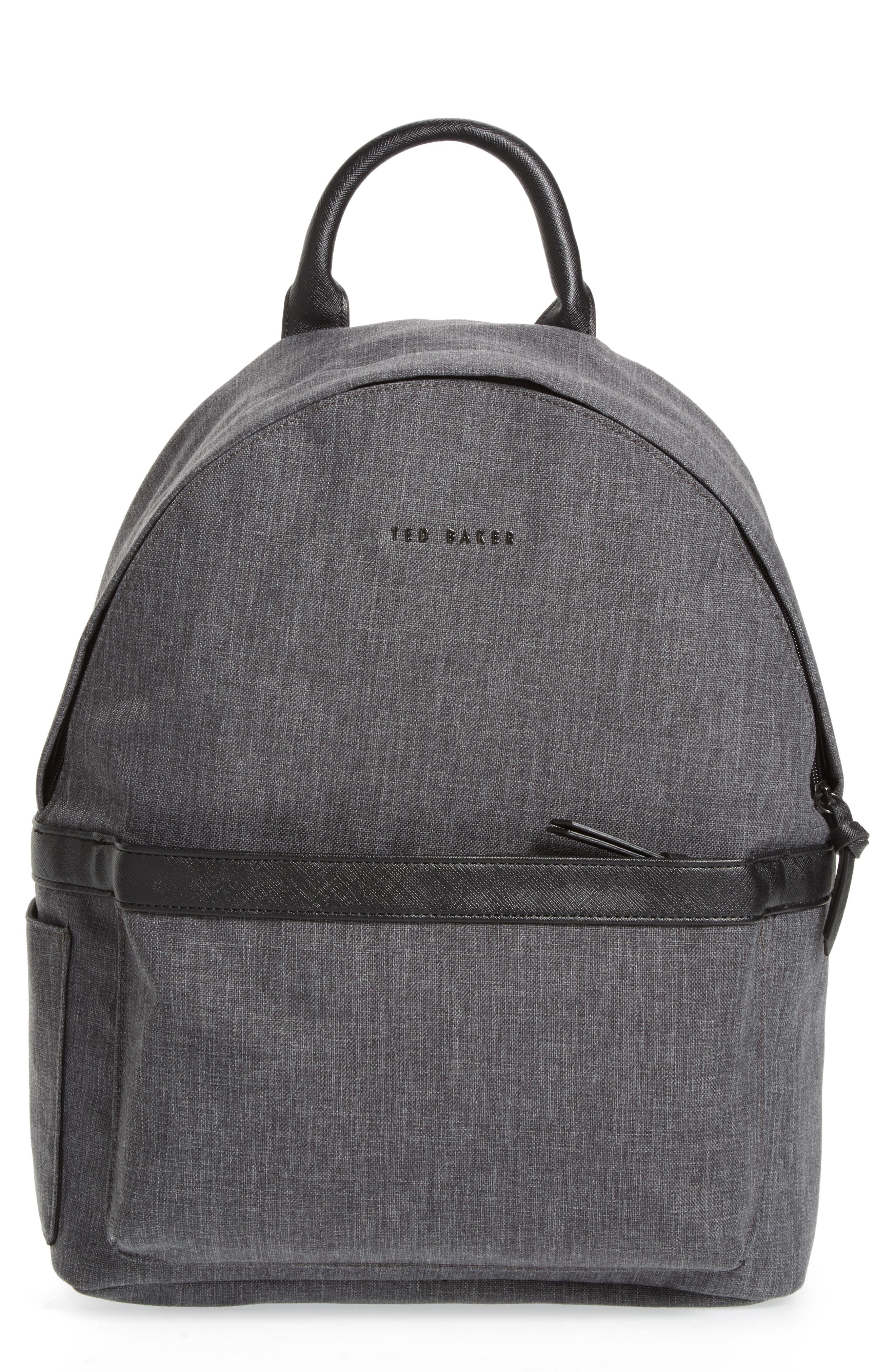 Lychee Backpack,                         Main,                         color, Charcoal