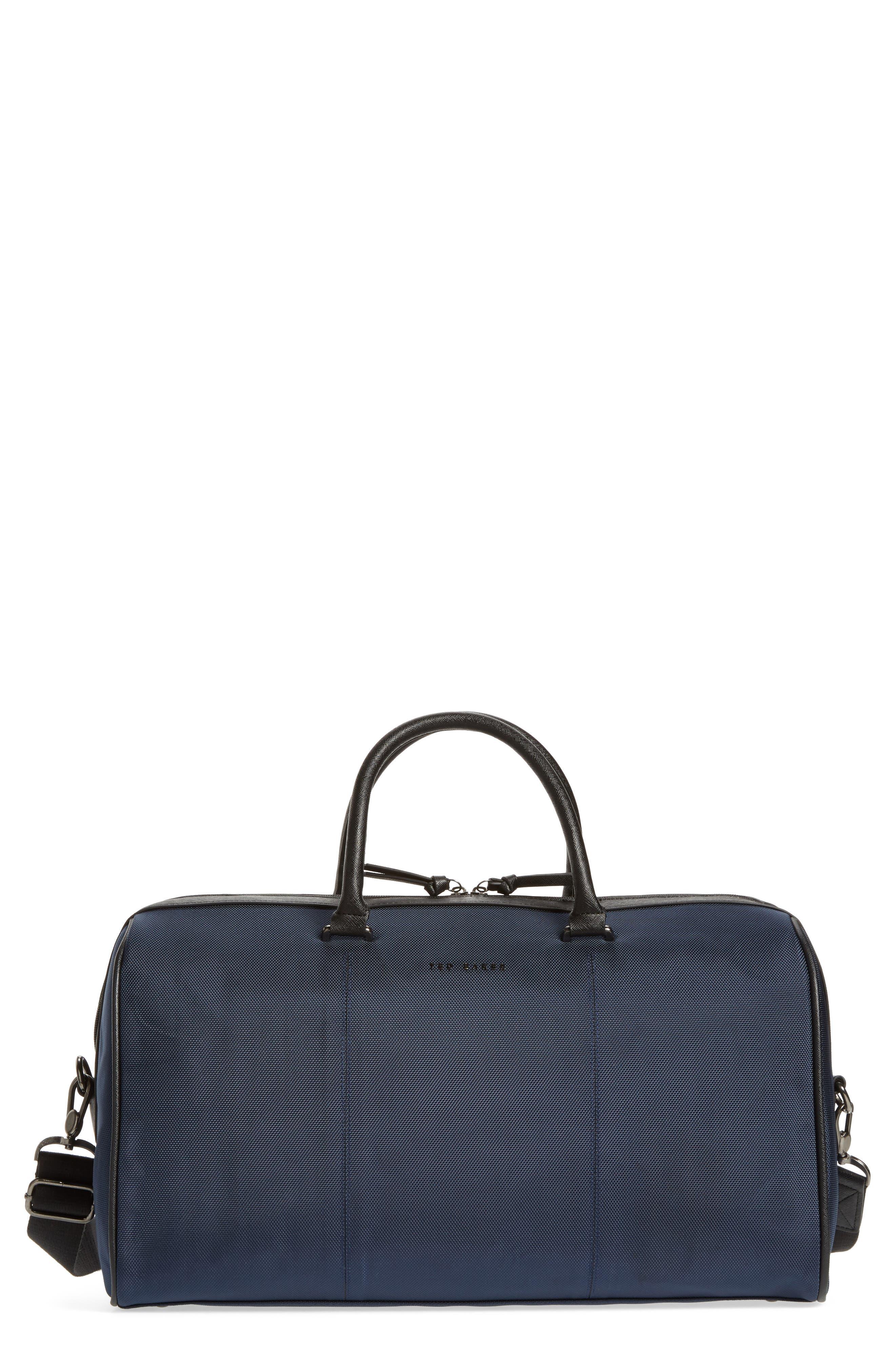 Sheeran Duffel Bag,                         Main,                         color, Navy