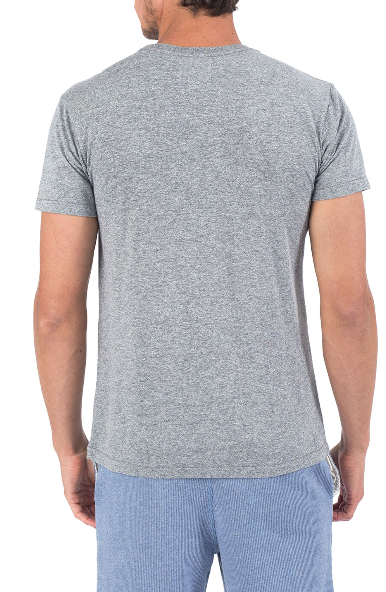 Too Legité To Quité Graphic T-Shirt,                             Alternate thumbnail 2, color,                             Heather Grey
