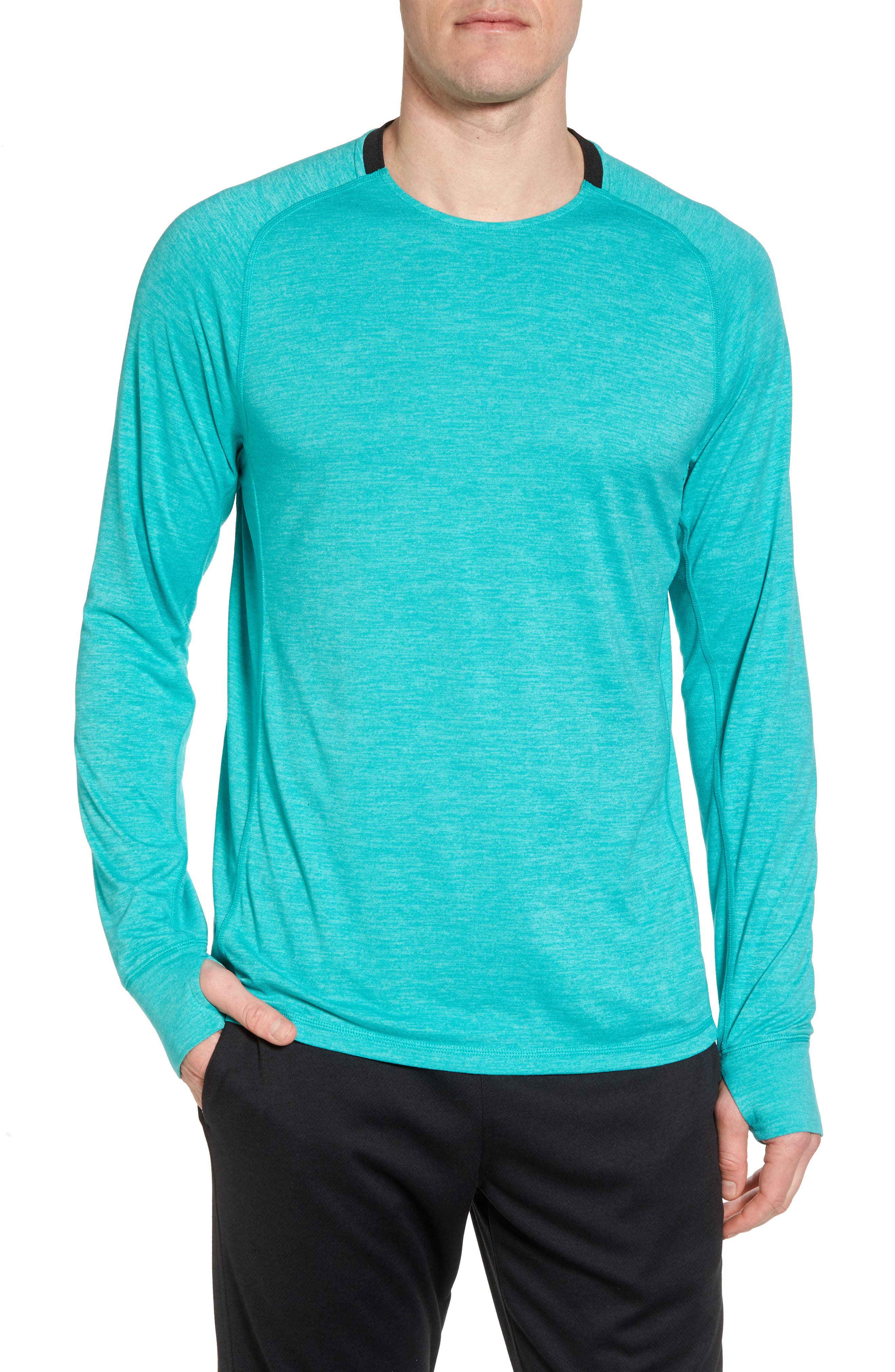 Zella Larosite Athletic Fit T-Shirt