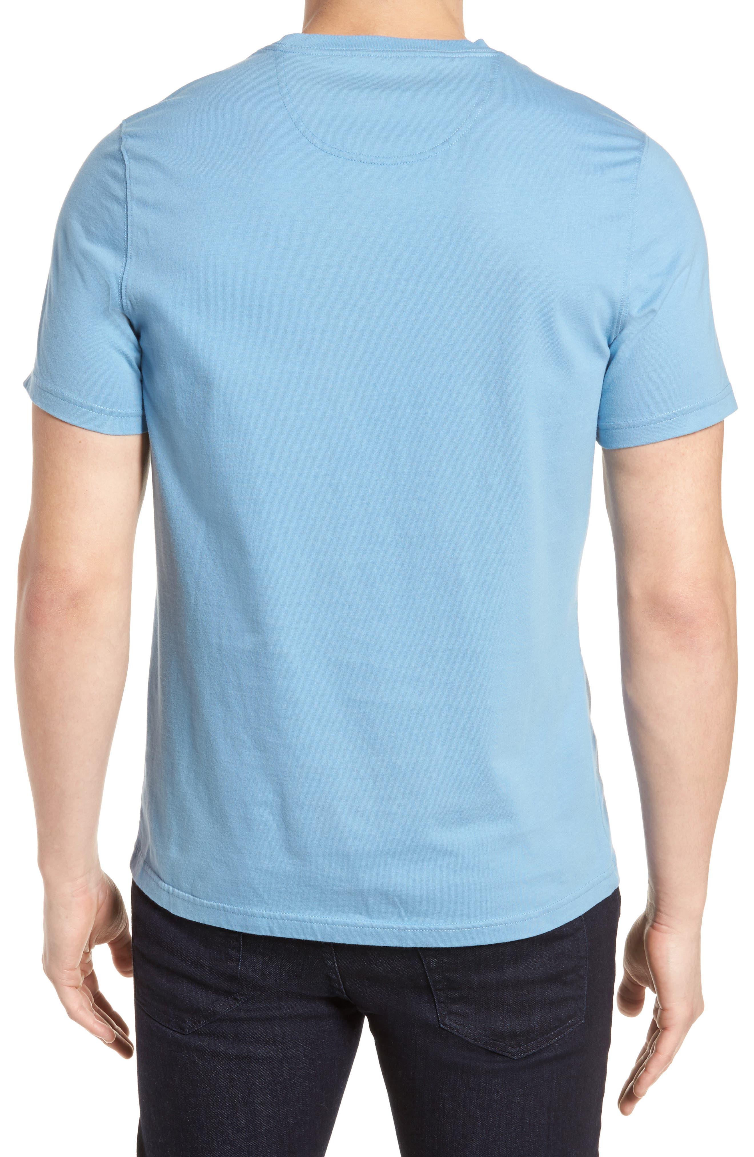 Beacon 94 Crewneck T-Shirt,                             Alternate thumbnail 2, color,                             Blue