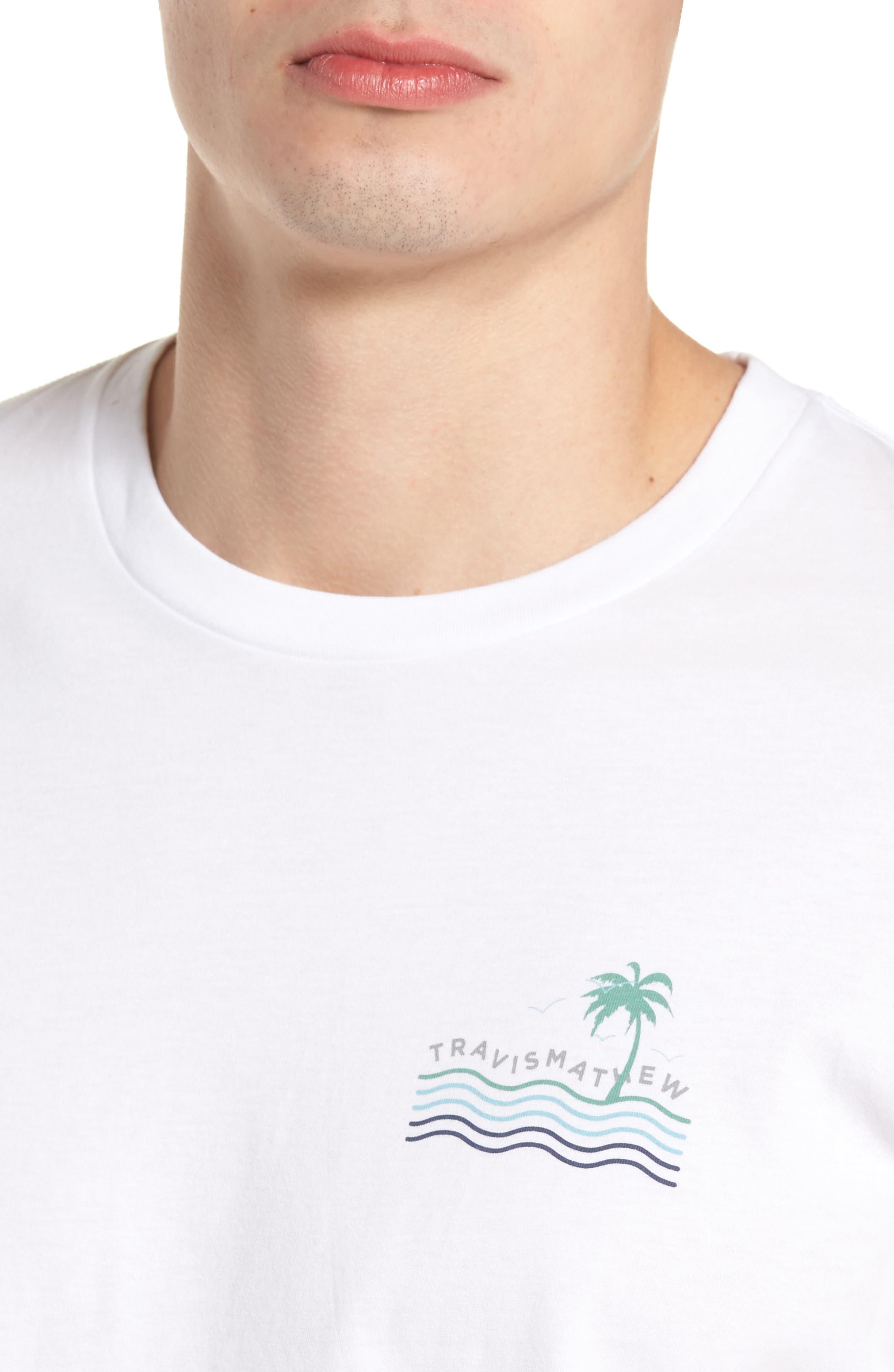 Alternate Image 4  - Travis Mathew Double Take Graphic T-Shirt