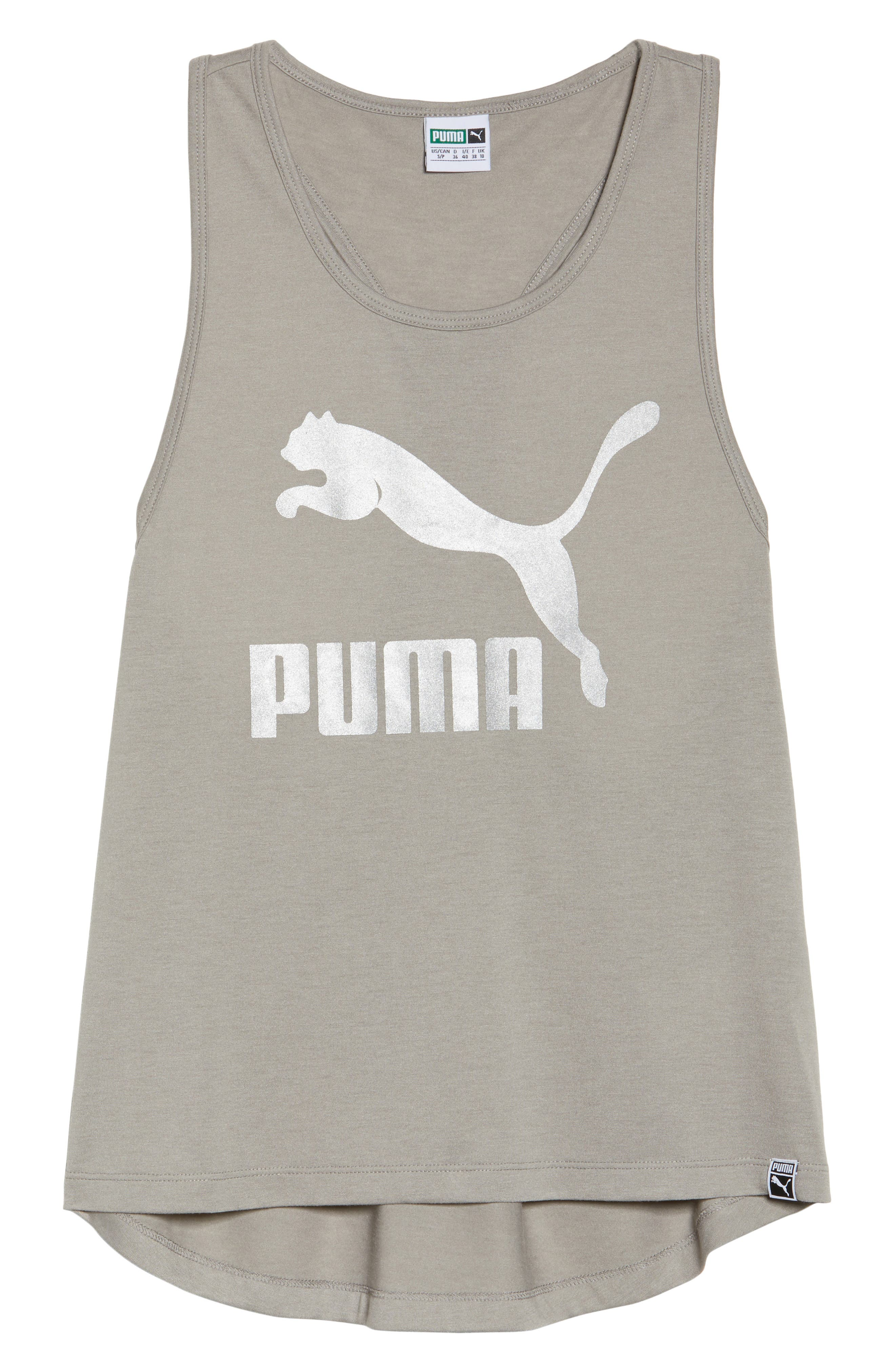 Alternate Image 6  - PUMA Classics Logo Tank