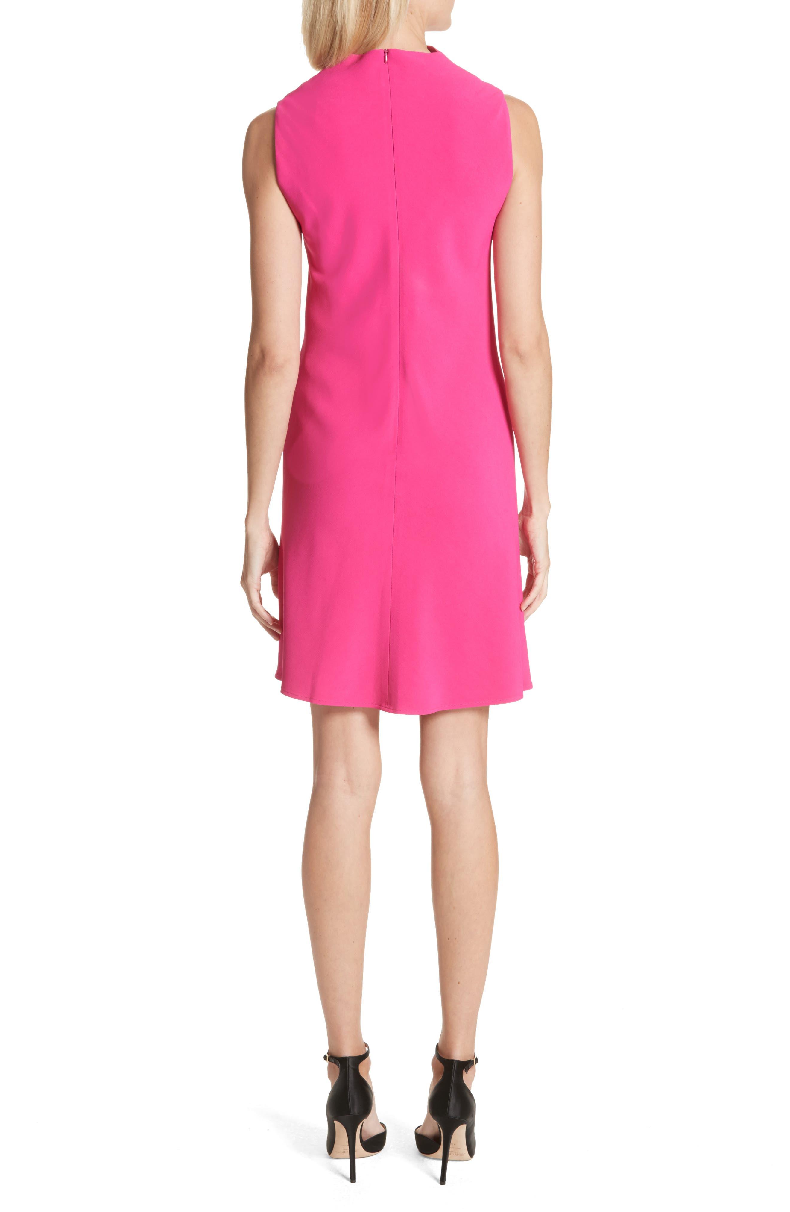 Alternate Image 2  - Brandon Maxwell Drape Front Dress