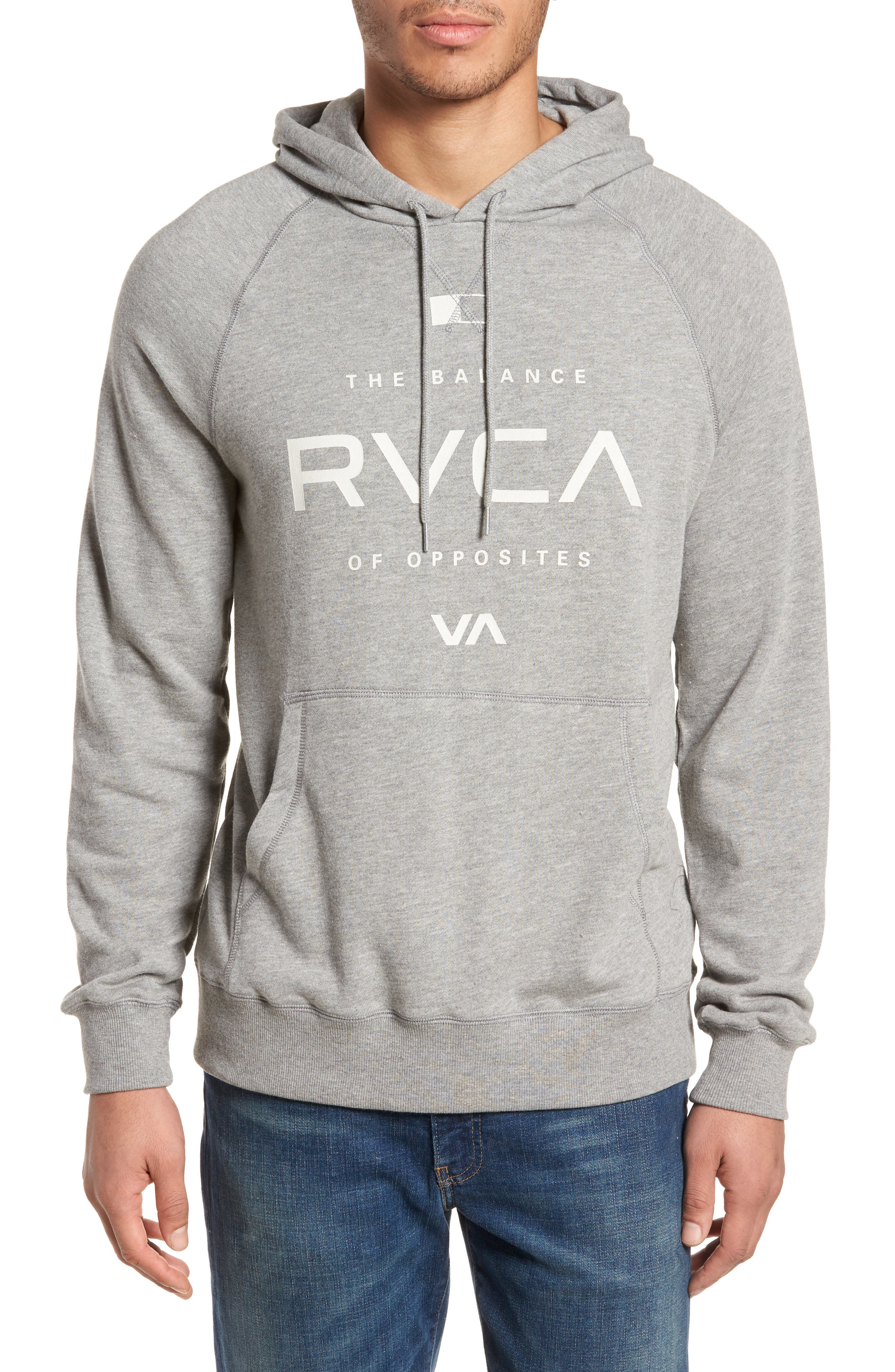 RVCA Lock In Graphic Hoodie
