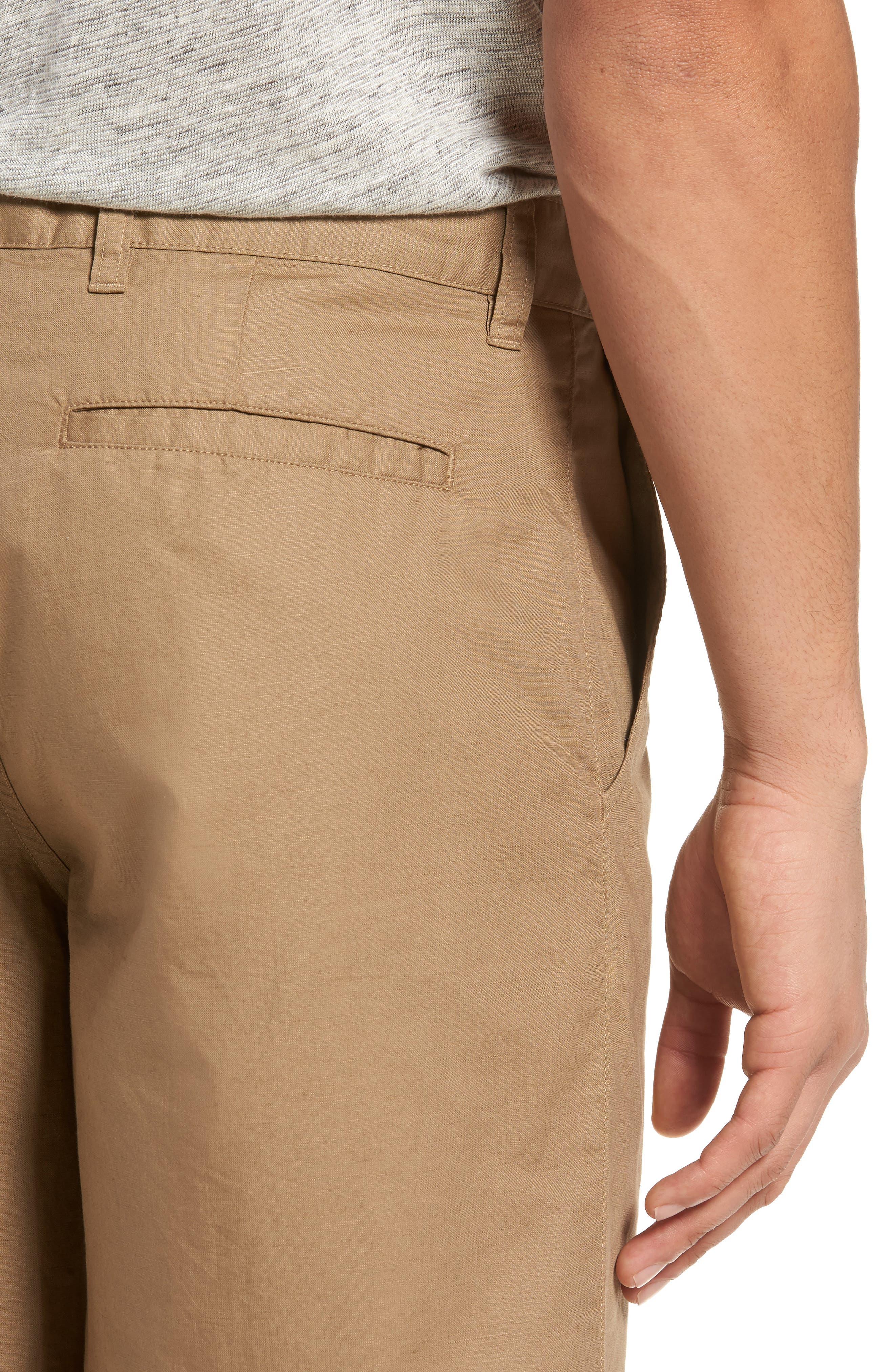 M's Lightweight All-Wear Shorts,                             Alternate thumbnail 4, color,                             Mojave Khaki