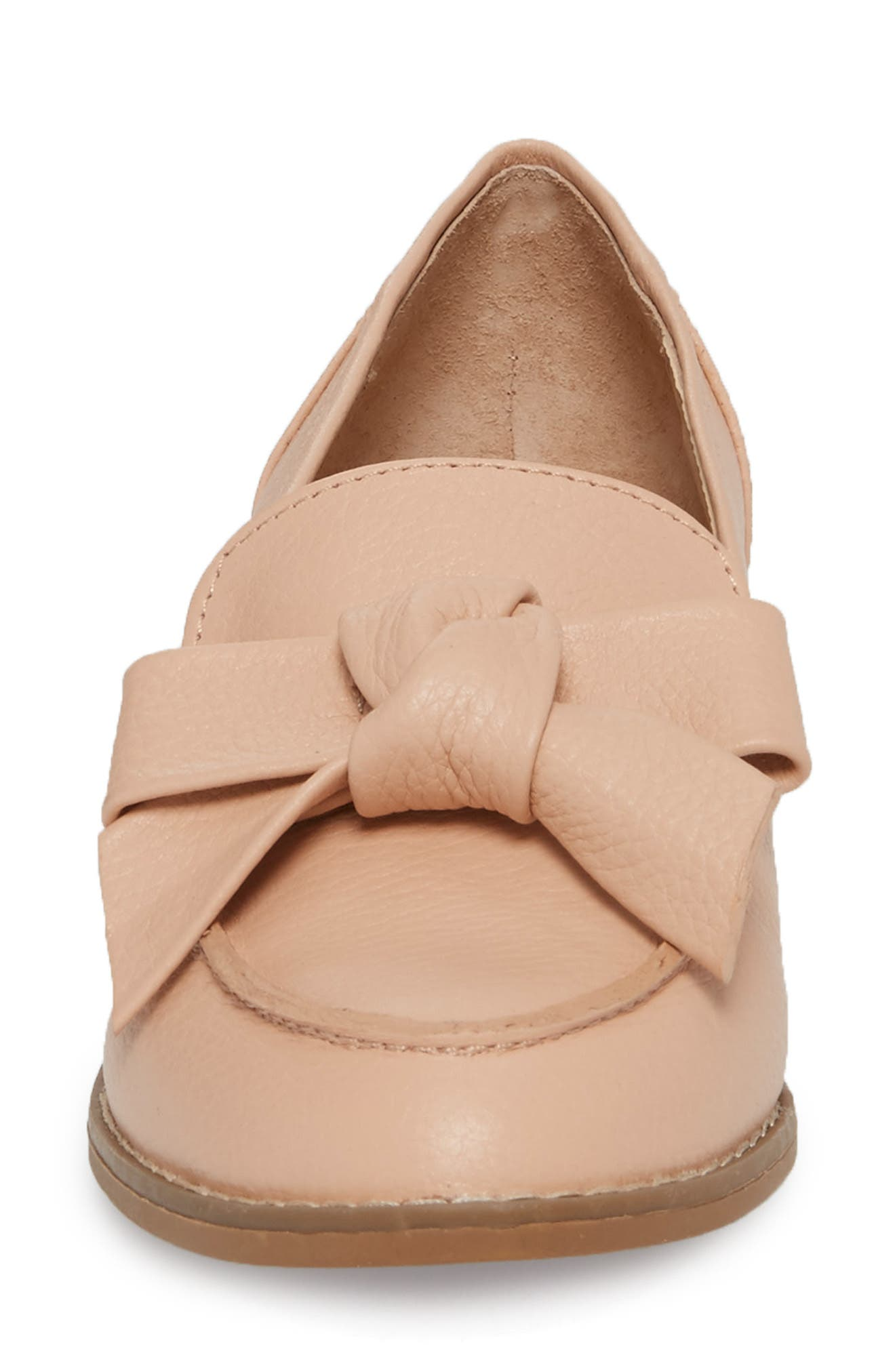 Beaux Loafer,                             Alternate thumbnail 4, color,                             Blush