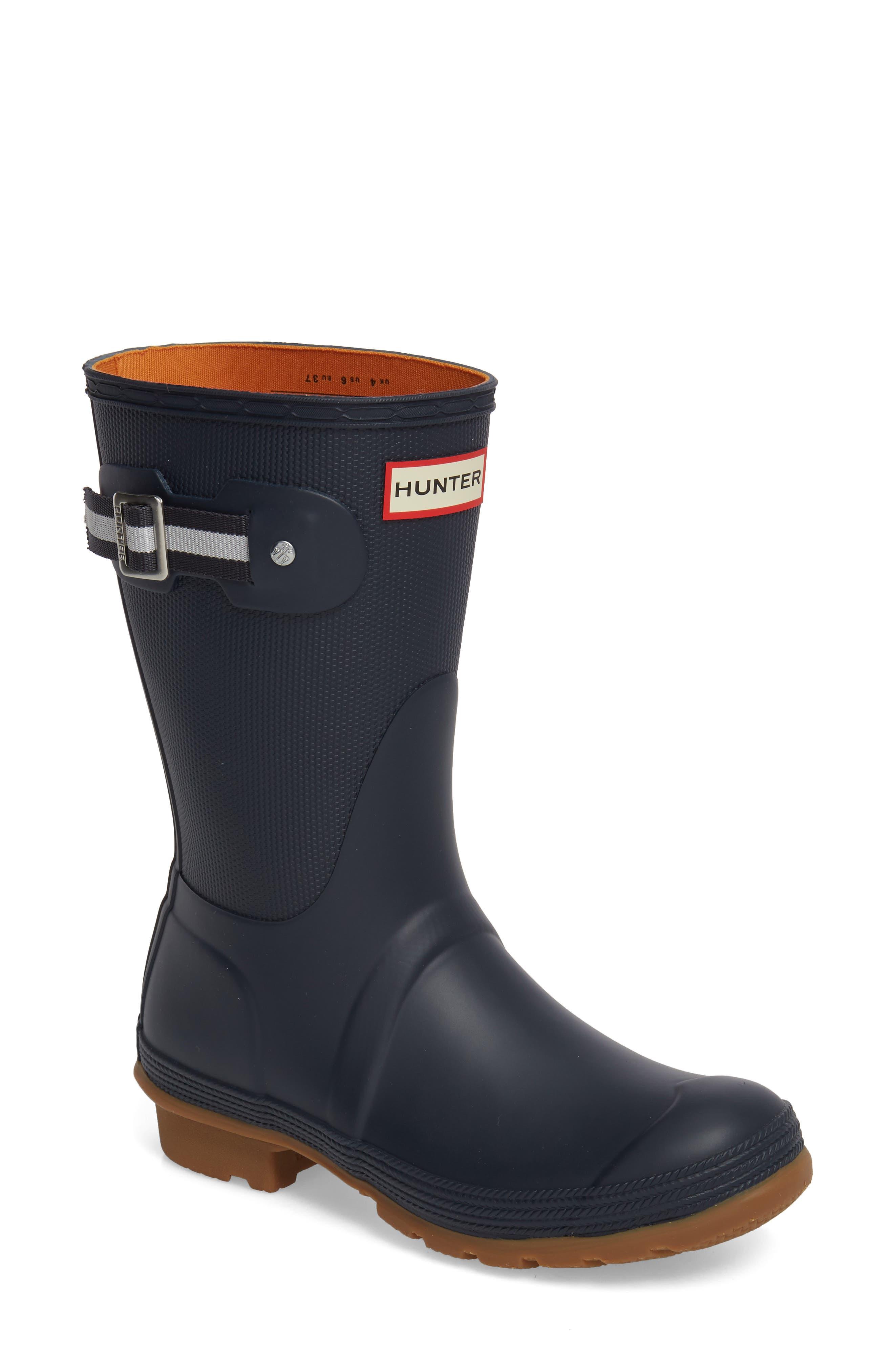 Hunter Original Sissinghurst Short Rain Boot (Women)