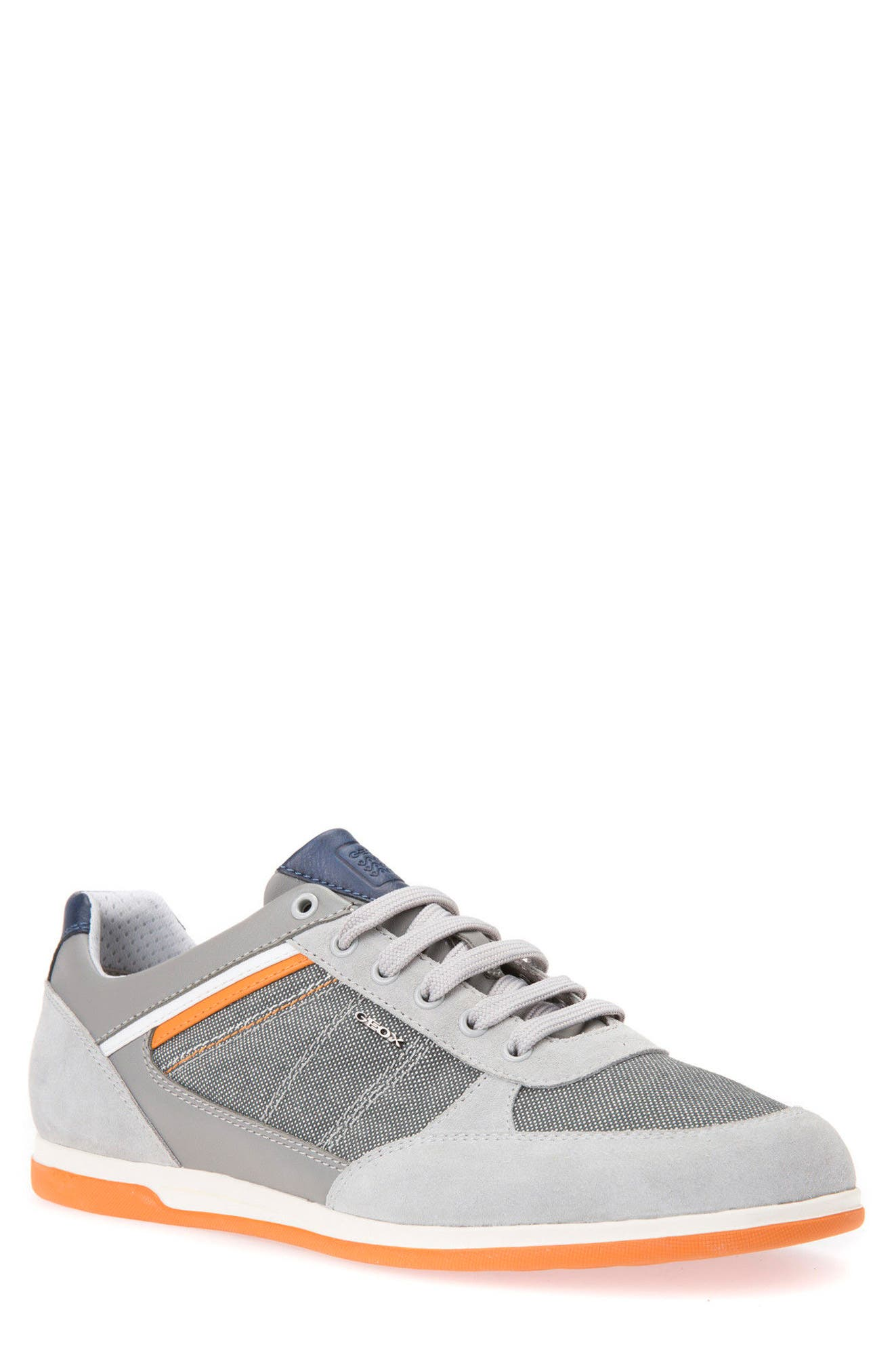 Renan 1 Low Top Sneaker,                         Main,                         color, Light Grey/ Stone