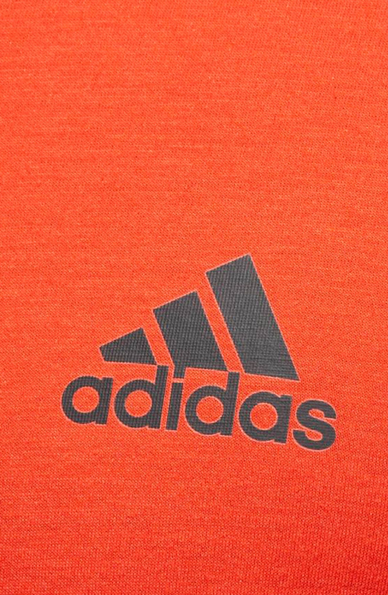 Ultimate T-Shirt,                             Alternate thumbnail 5, color,                             Hi-Res Red