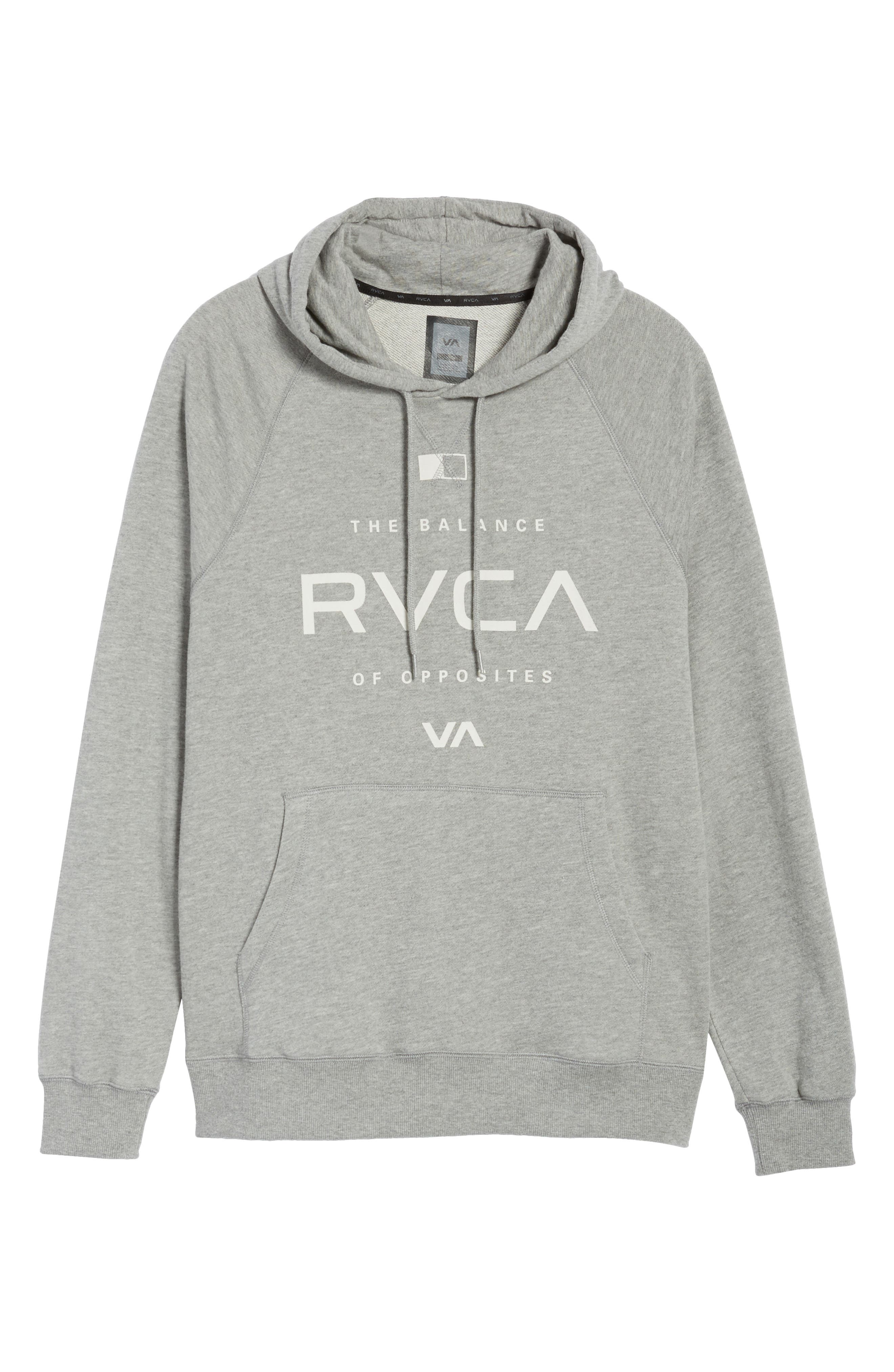 Lock In Graphic Hoodie,                             Main thumbnail 1, color,                             Grey Noise