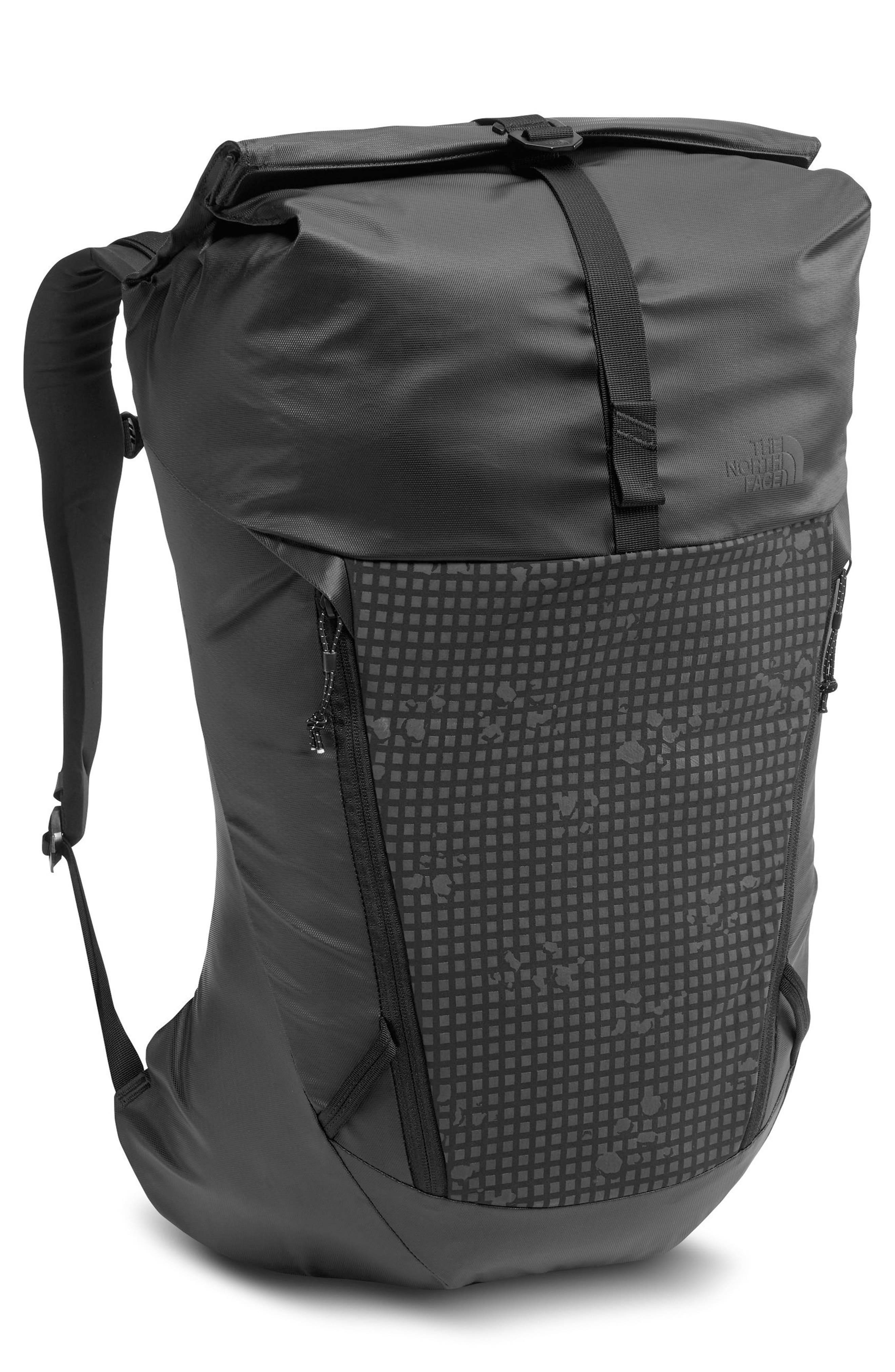 Rovara Backpack,                             Main thumbnail 1, color,                             Tnf Black