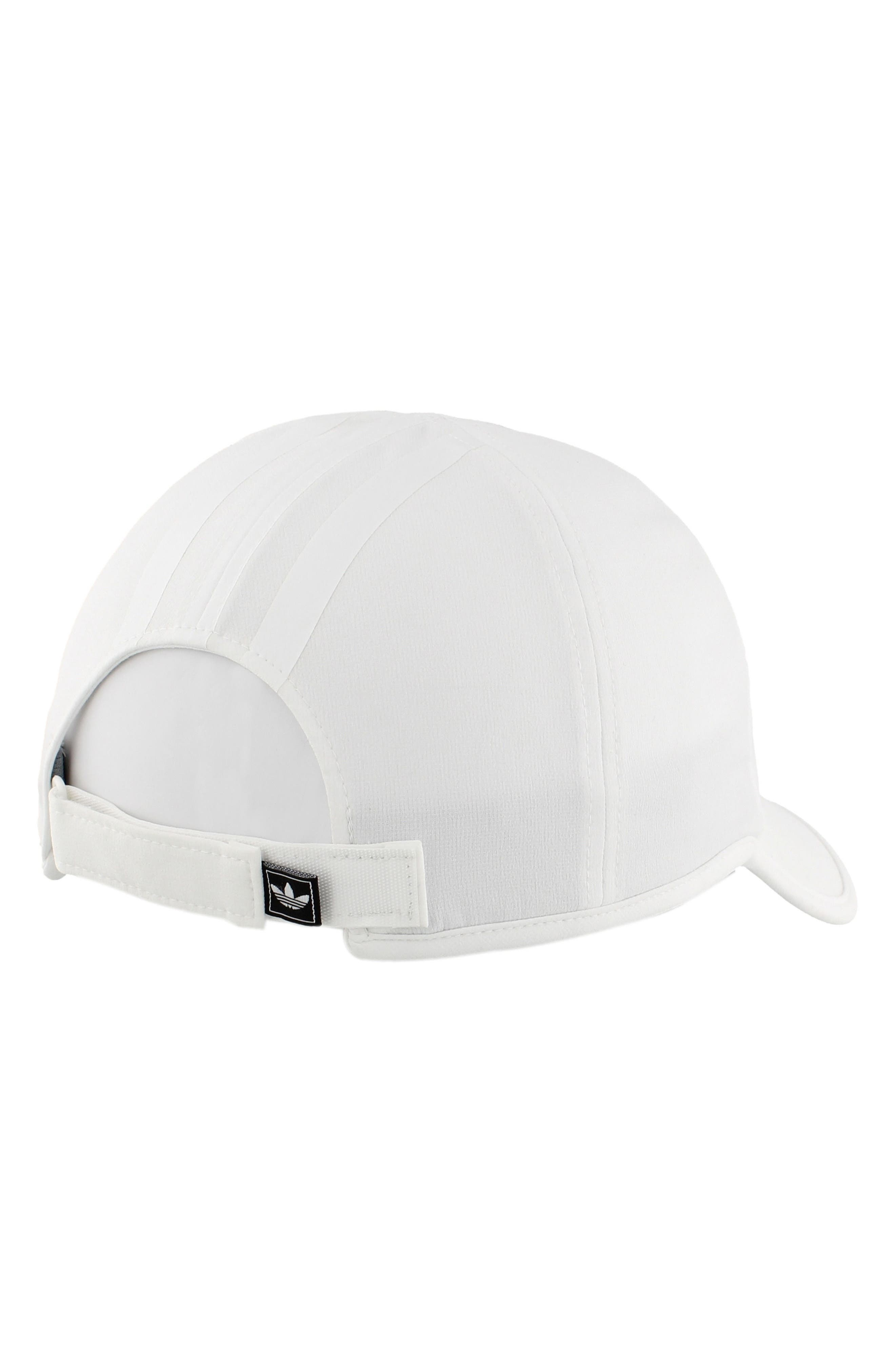 EQT Trainer Cap,                             Alternate thumbnail 4, color,                             White