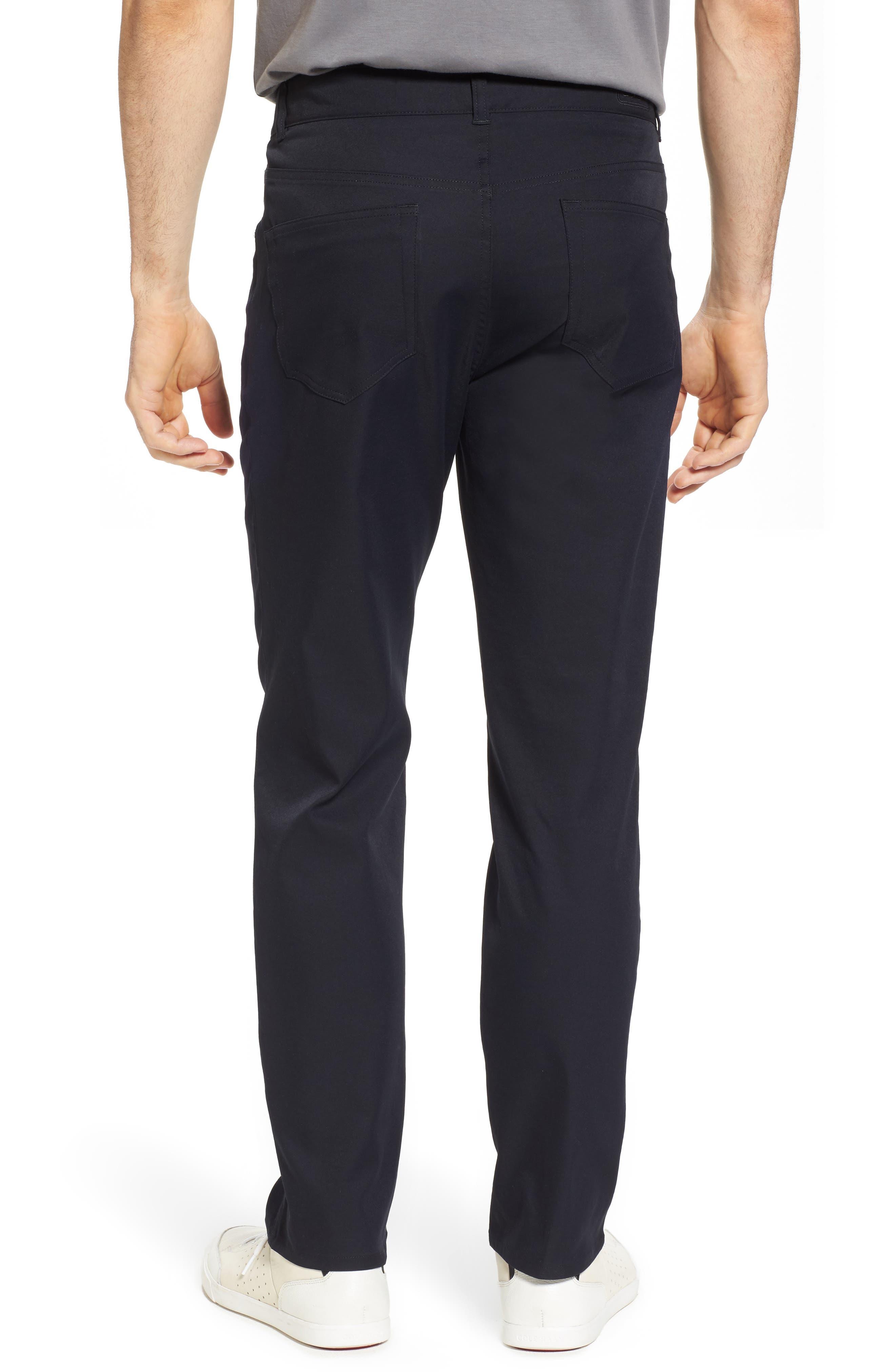 EB66 Performance Six-Pocket Pants,                             Alternate thumbnail 2, color,                             Black