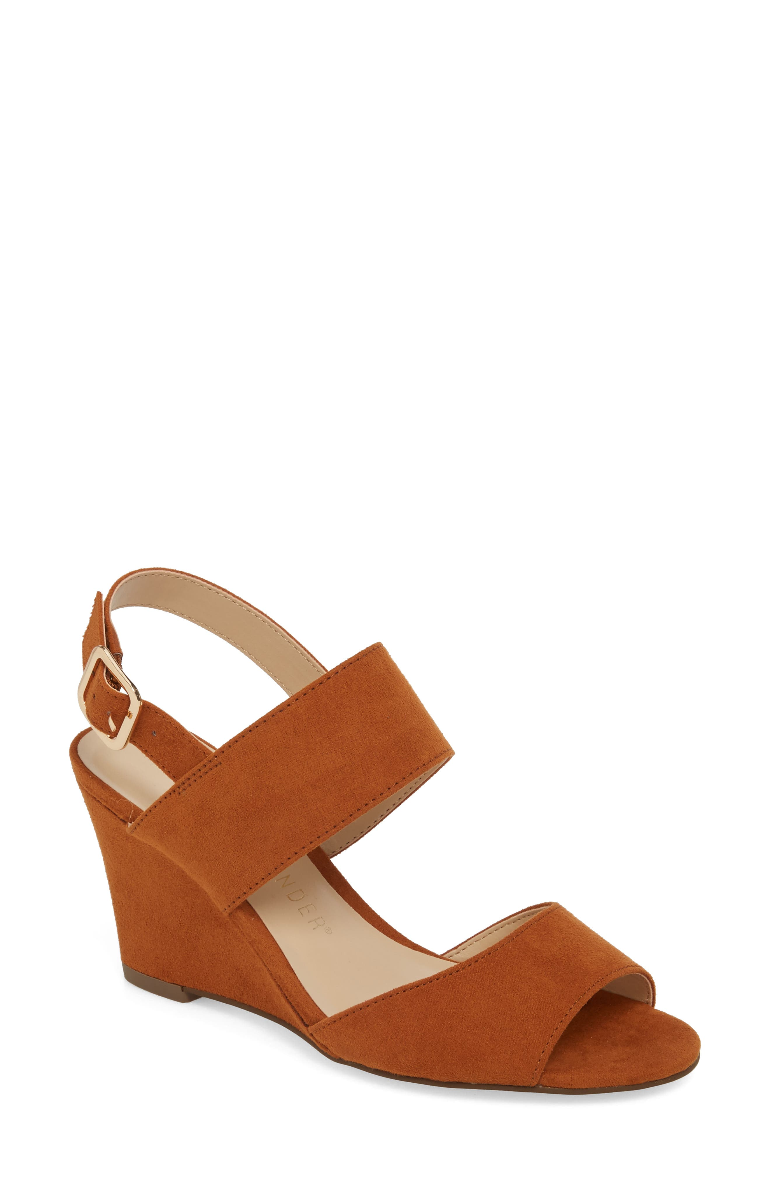 Athena Alexander Slayte Wedge Sandal (Women)