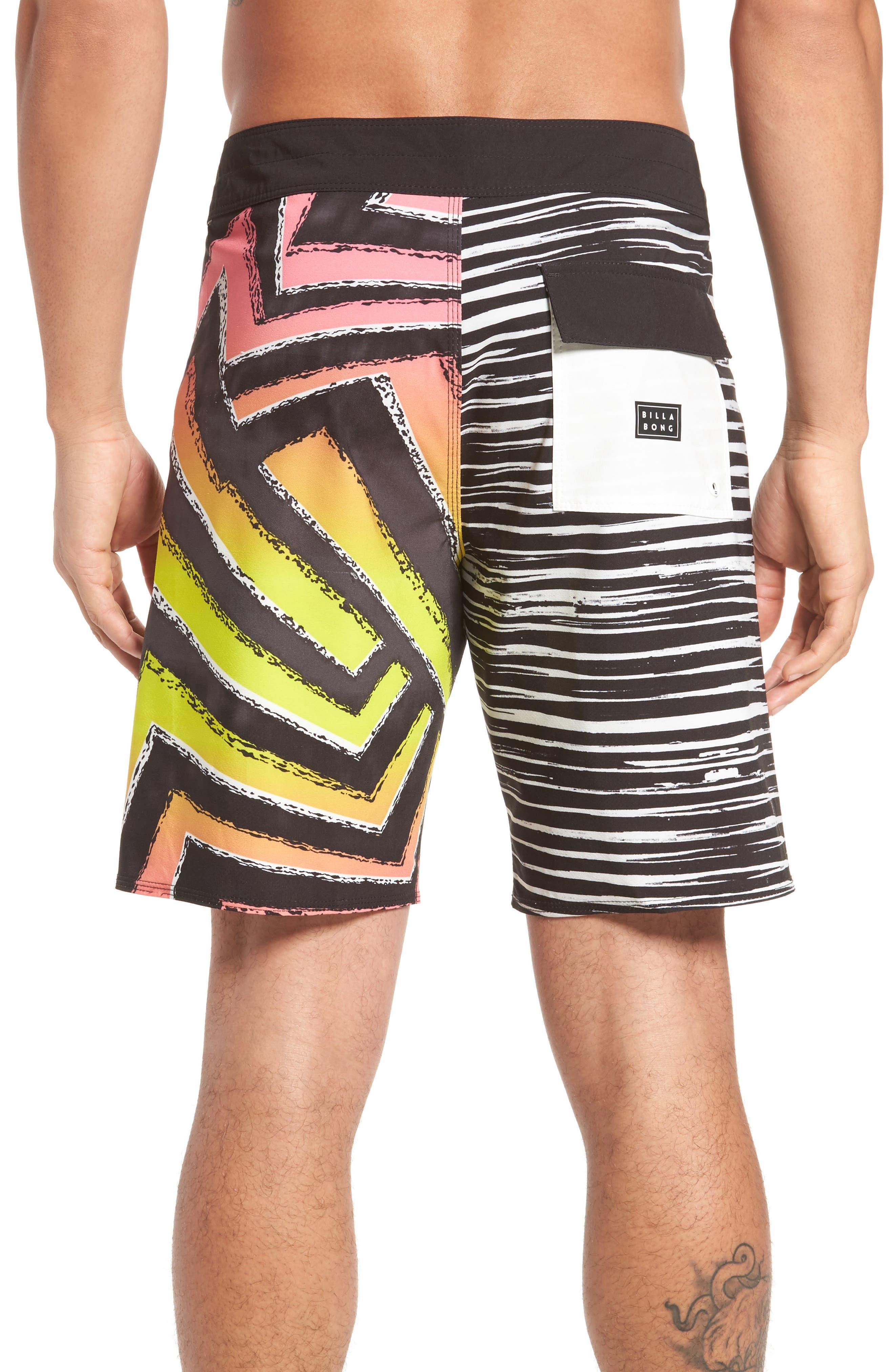 Sundays Airlite Board Shorts,                             Alternate thumbnail 2, color,                             Neon