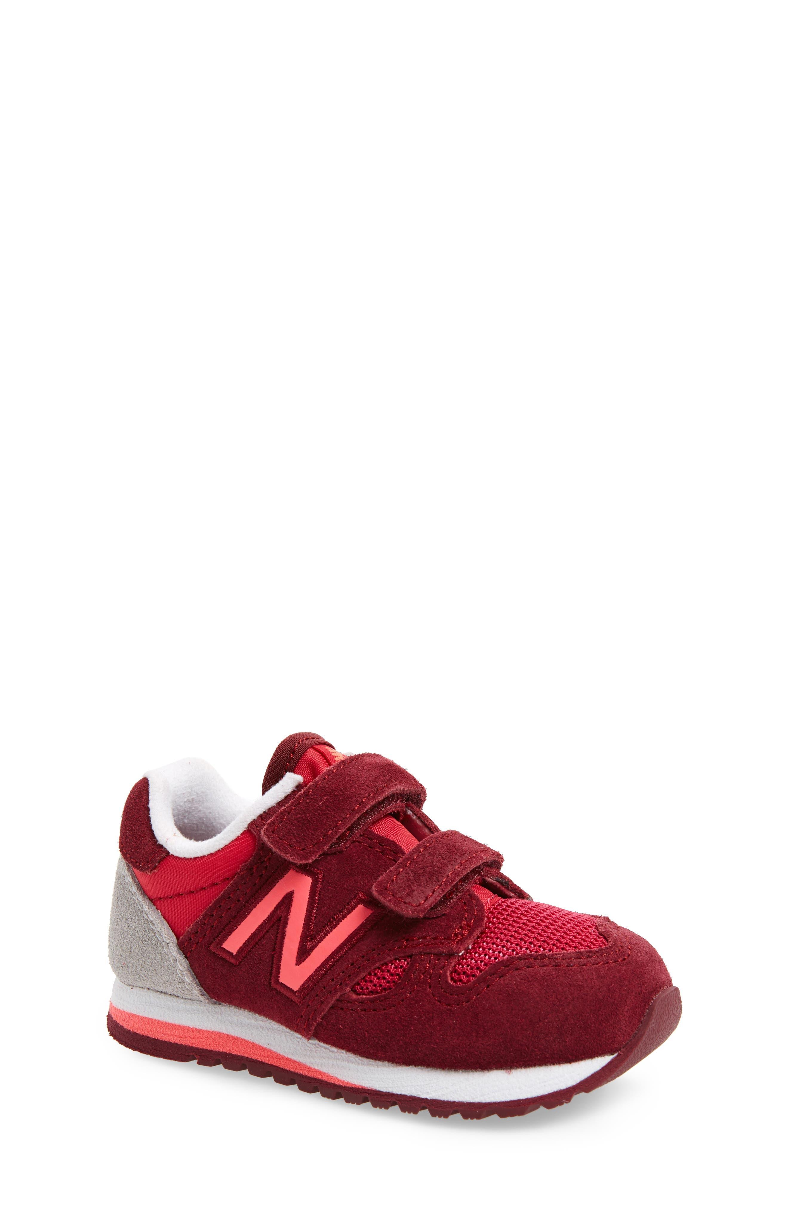 520 Sneaker,                         Main,                         color, Pink/ Purple