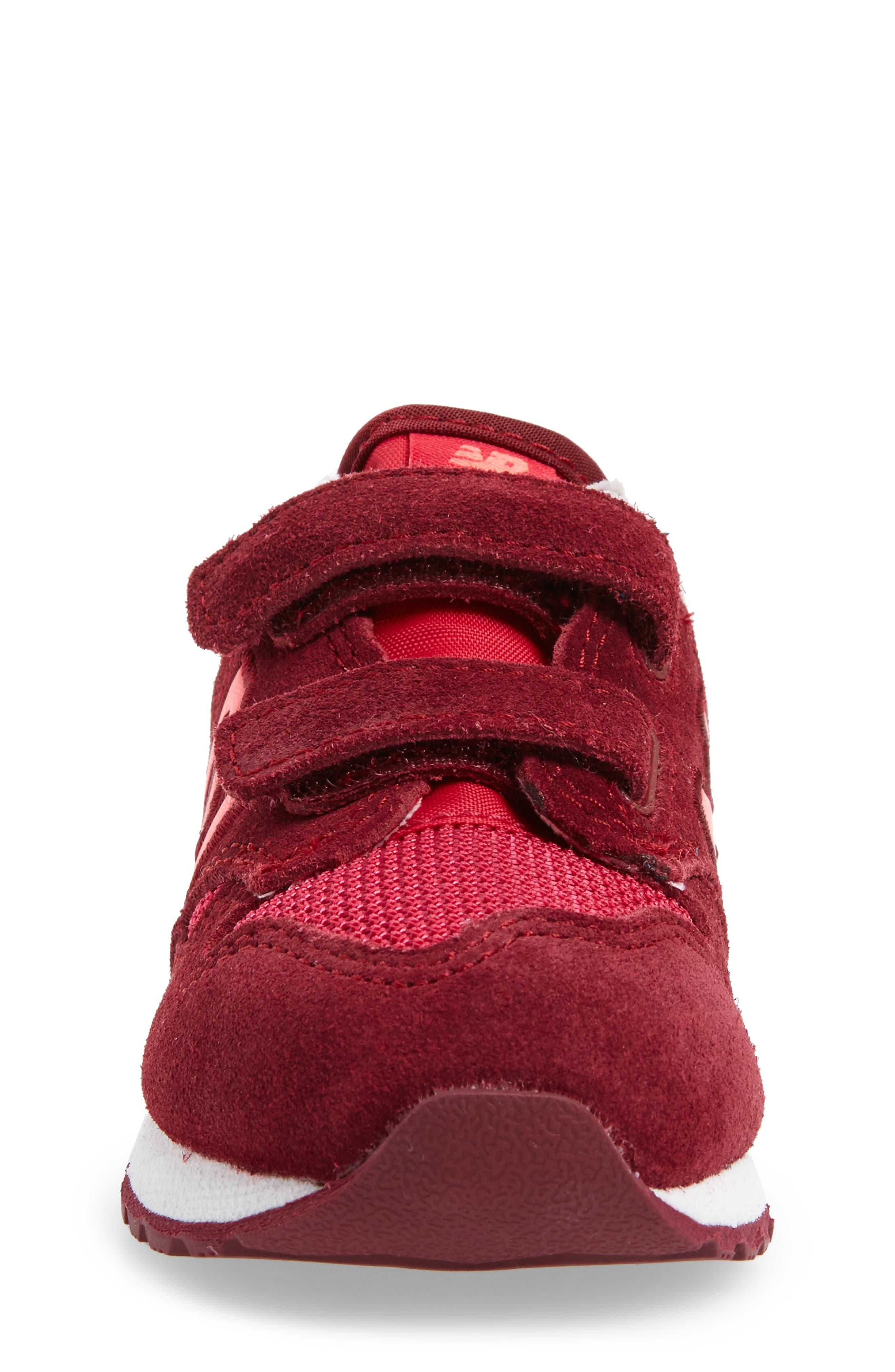 520 Sneaker,                             Alternate thumbnail 4, color,                             Pink/ Purple