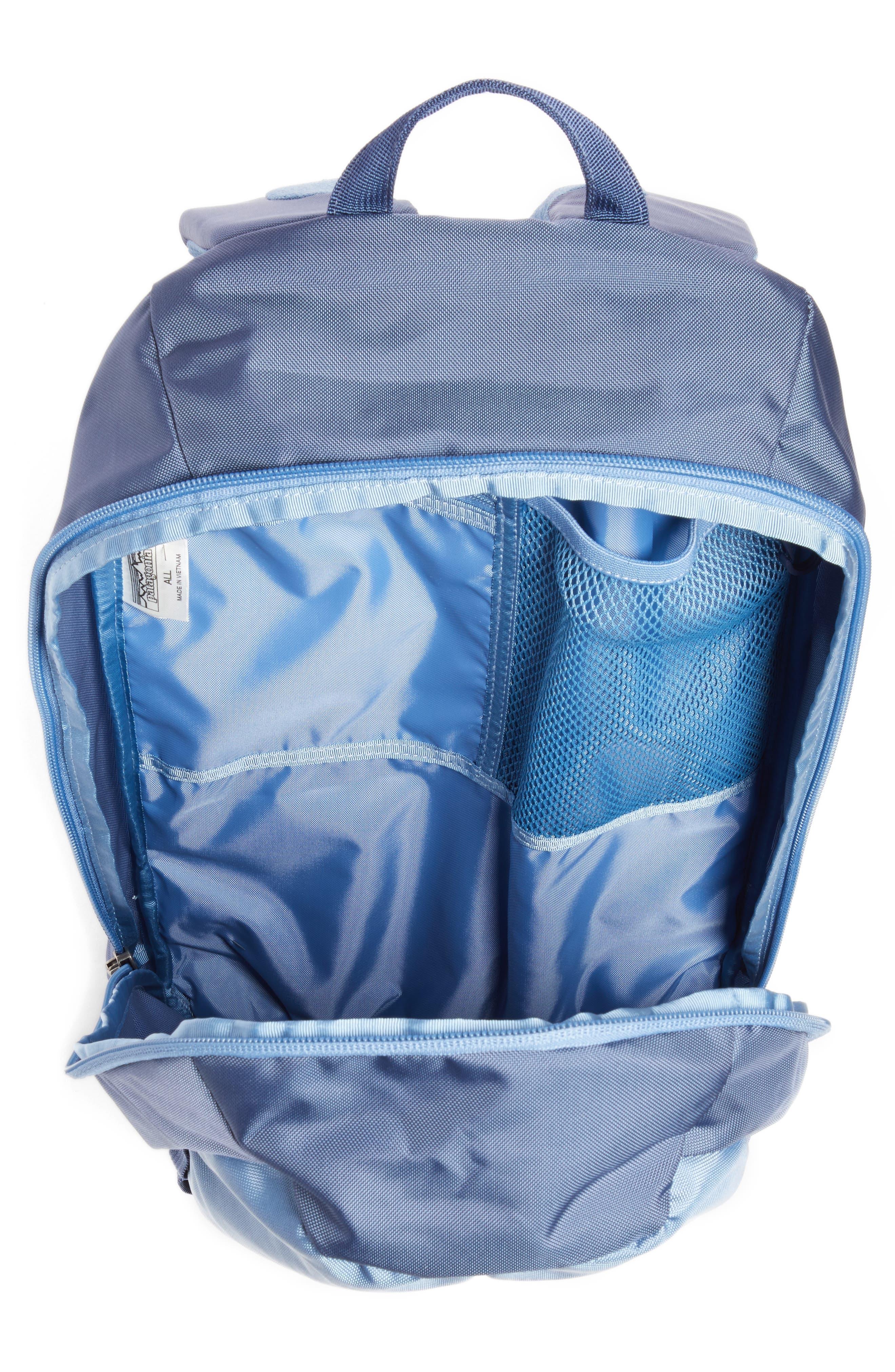 18L Atom Backpack,                             Alternate thumbnail 4, color,                             Dolomite Blue