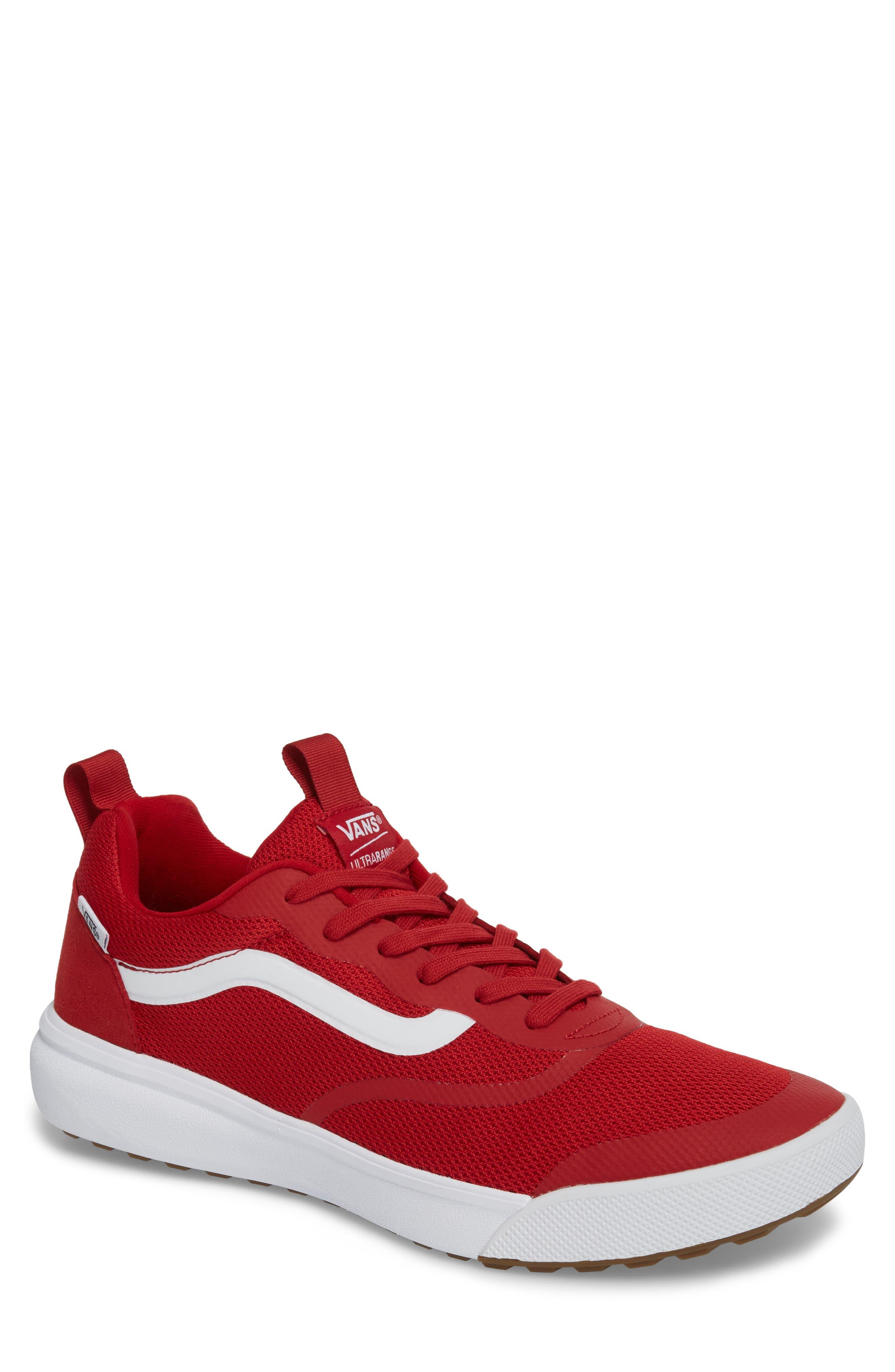 Ultrarange Rapidwield Sneaker,                             Main thumbnail 1, color,                             Chili Pepper