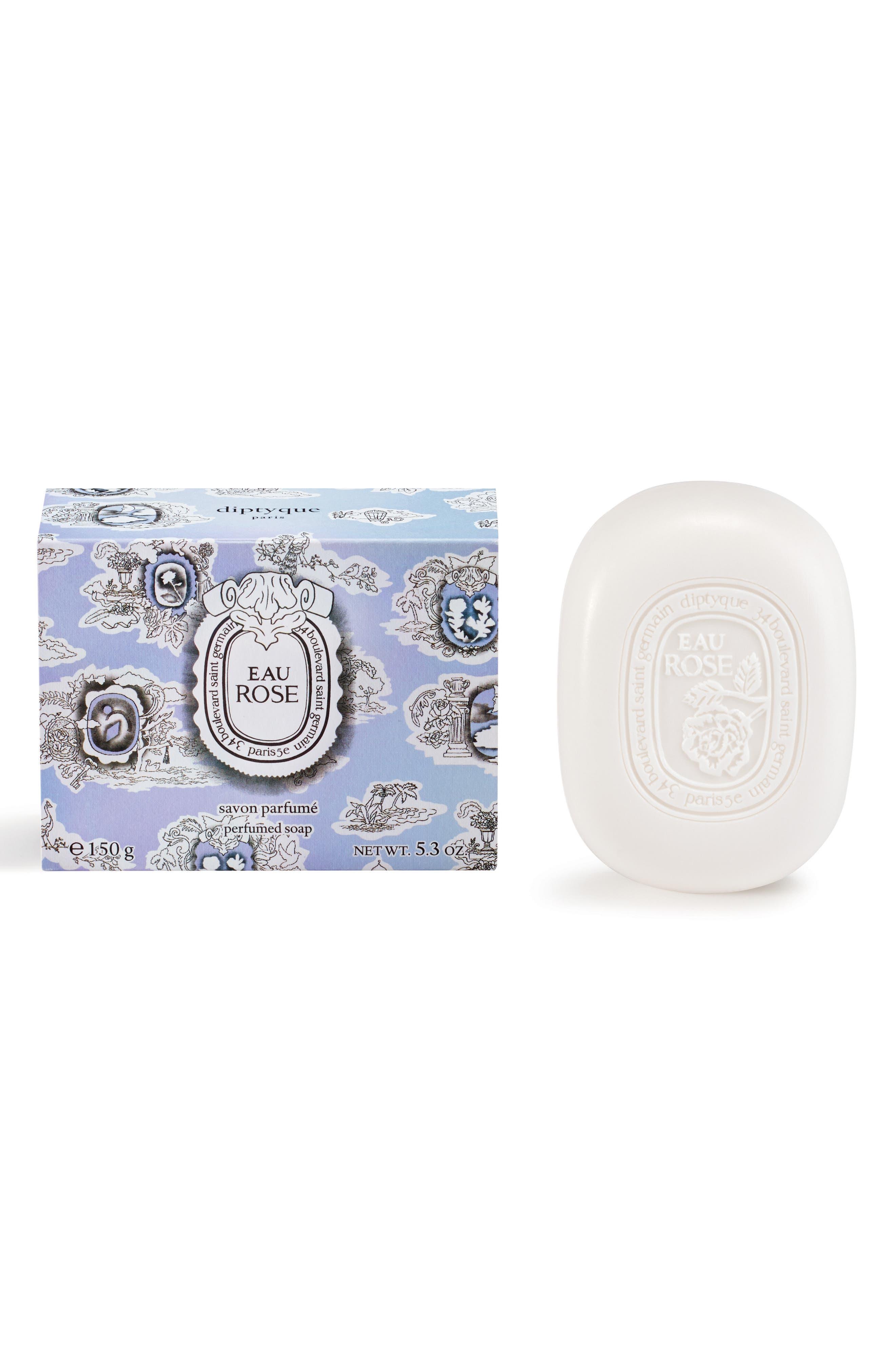 diptyque Eau Rose Soap (Limited Edition)