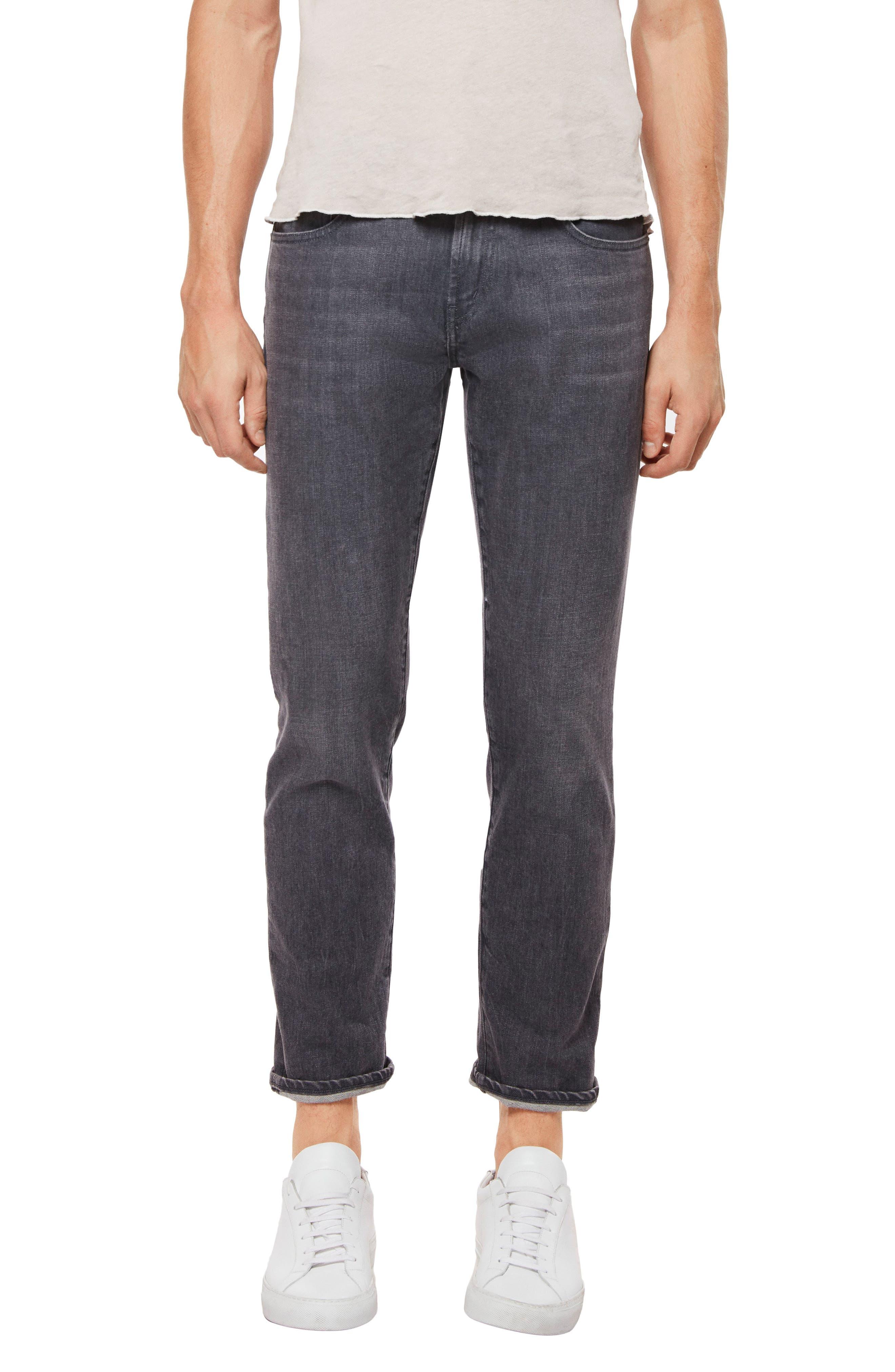 Eli Slim Fit Jeans,                             Main thumbnail 1, color,                             Topography