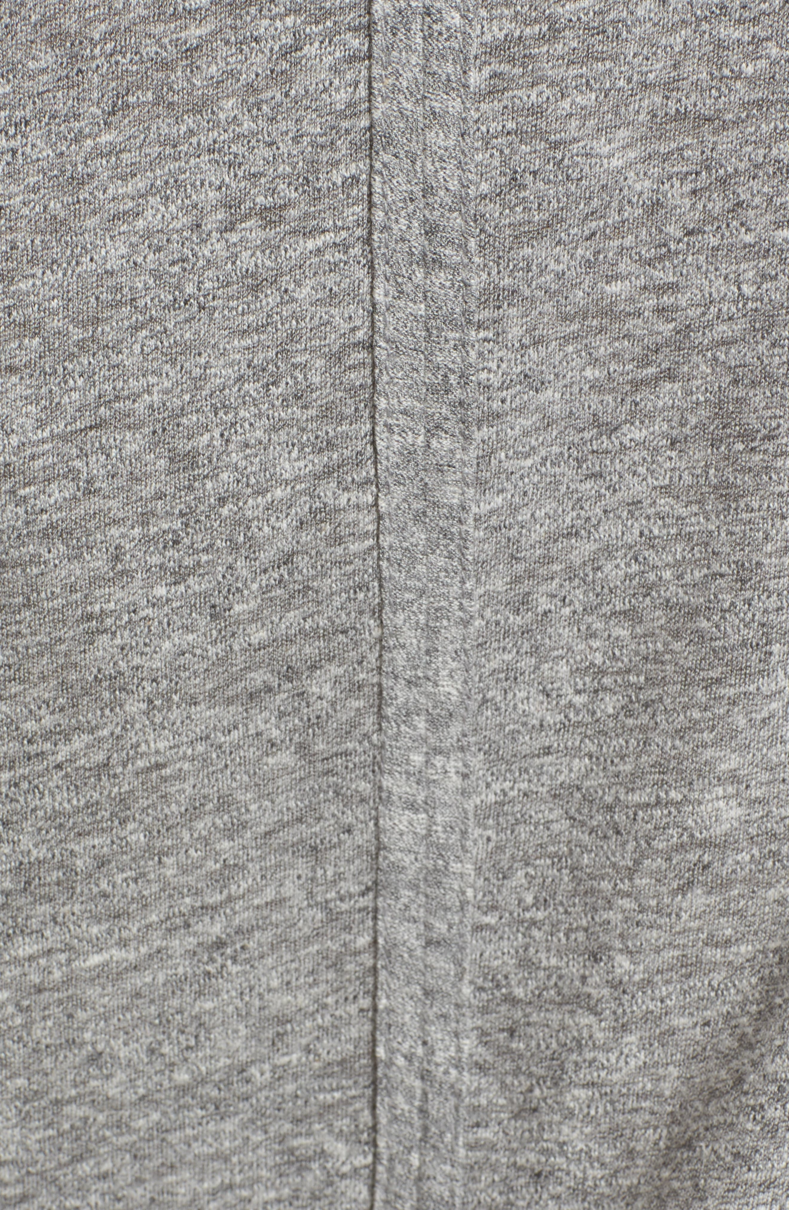 Serena Tank,                             Alternate thumbnail 5, color,                             Speckled Heather Gray