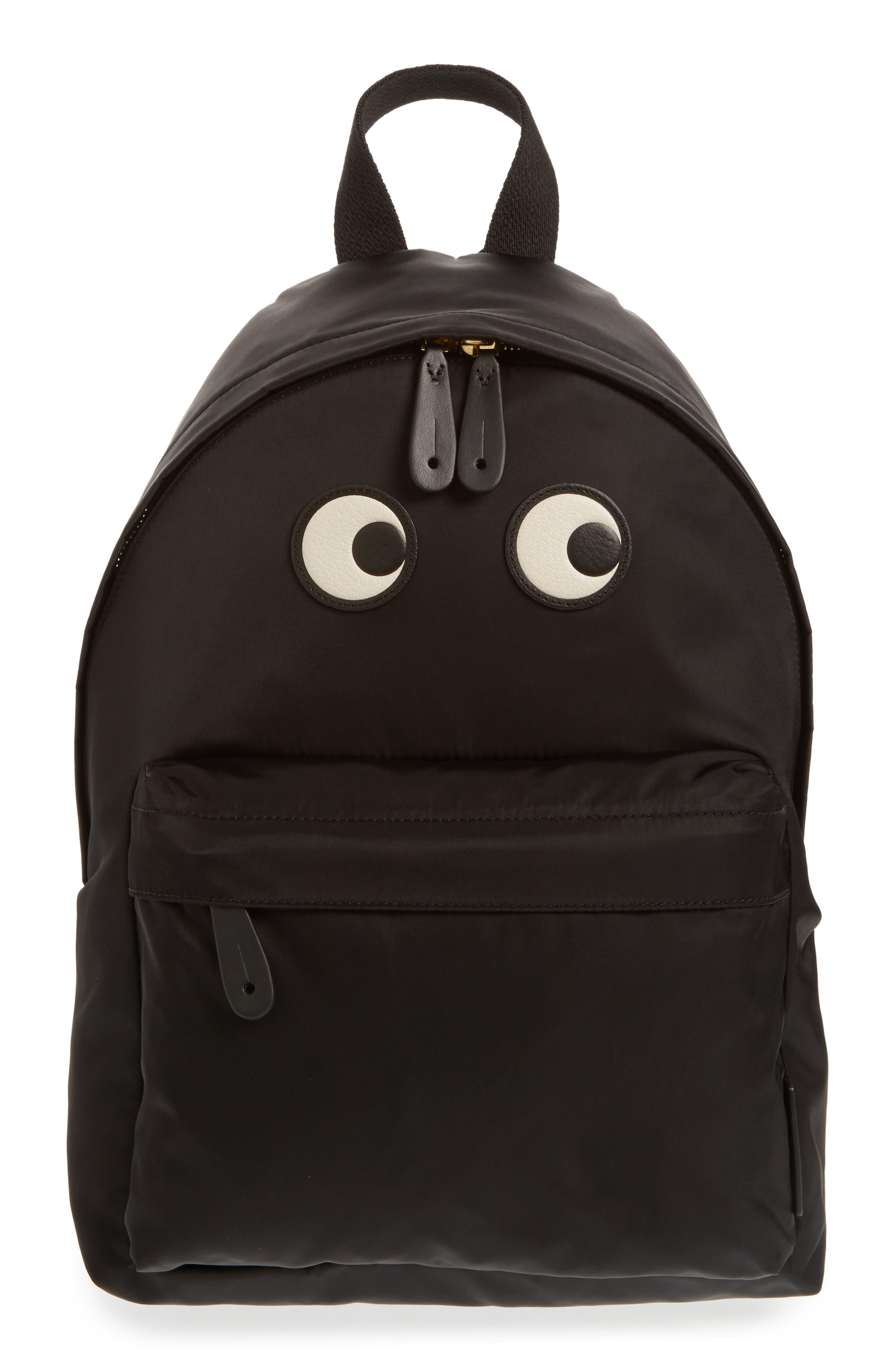 Anya Hindmarch Eyes Nylon Backpack