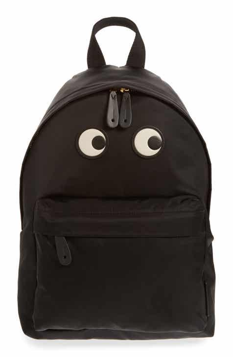 Anya Hindmarch Eyes Nylon Backpack.  550.00. Backpacks for Women f02287266f