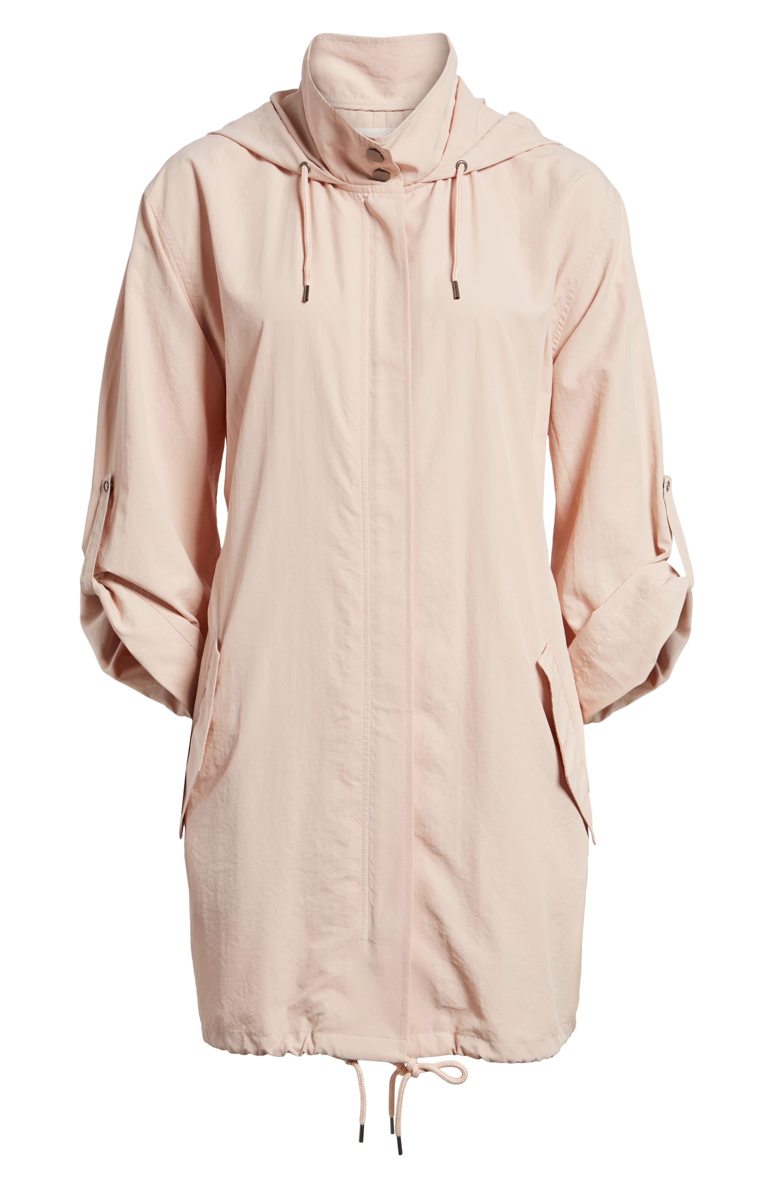Alternate Image 6  - Caslon® Tumbled Anorak Jacket (Regular & Petite)