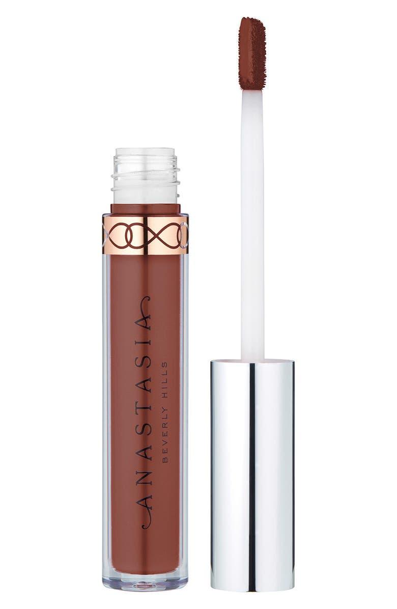 Anastasia Liquid Lipsticks Spring 2016 Review Swatches: Anastasia Beverly Hills Liquid Lipstick Maude 0.11 Oz / 3