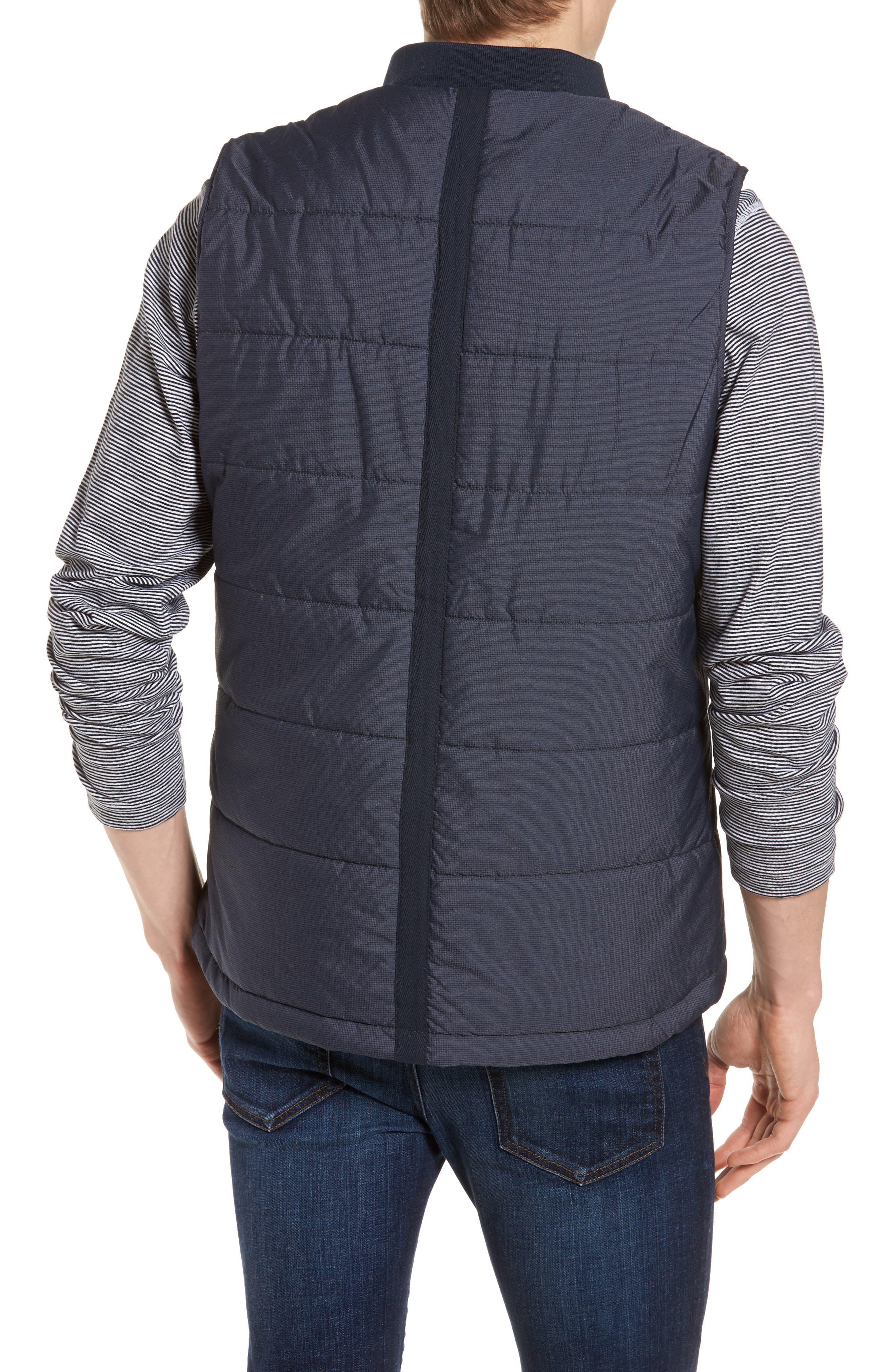 Foley Vest,                             Alternate thumbnail 2, color,                             Navy