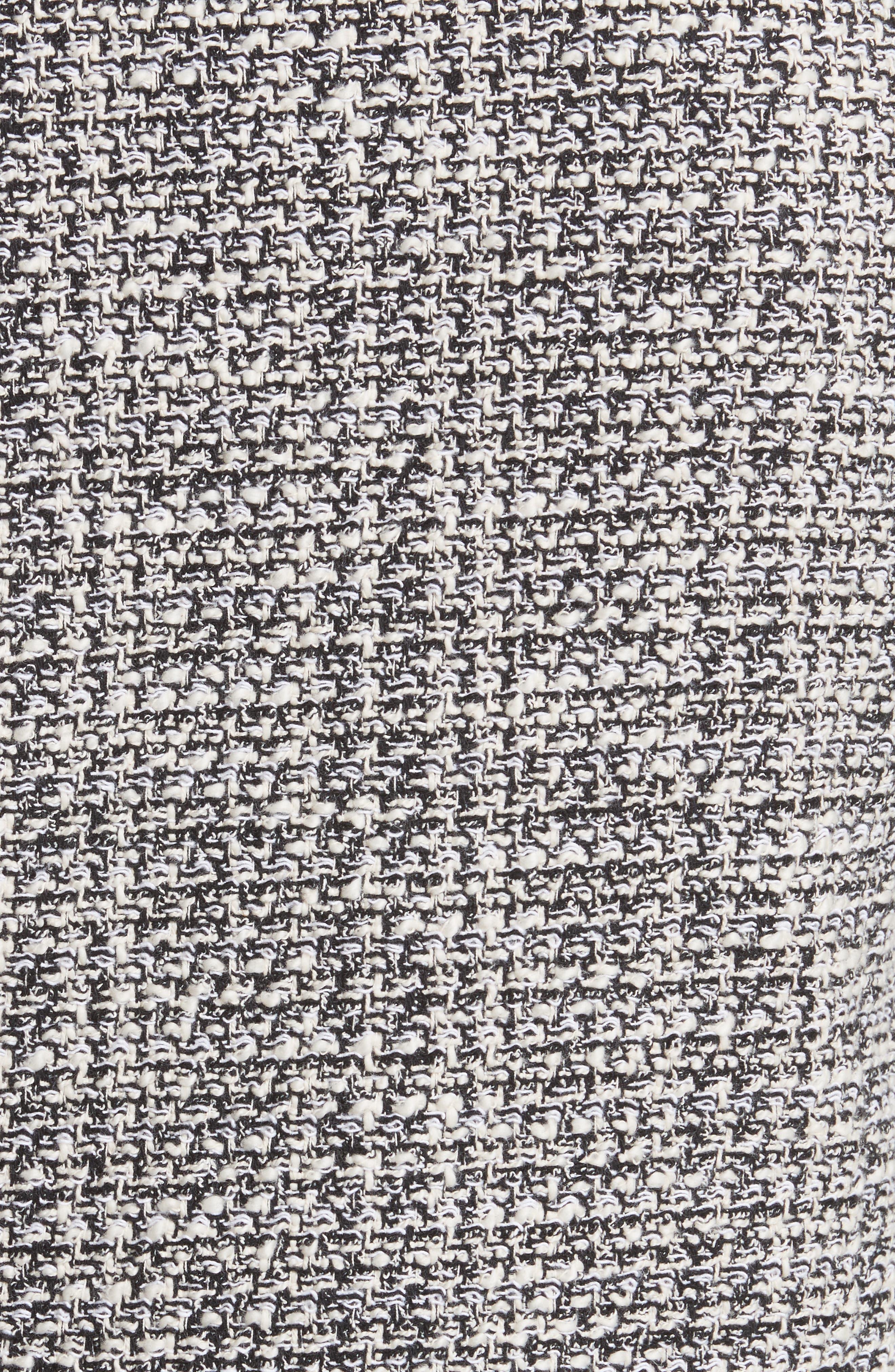 Alternate Image 5  - kate spade new york scallop tweed jacket