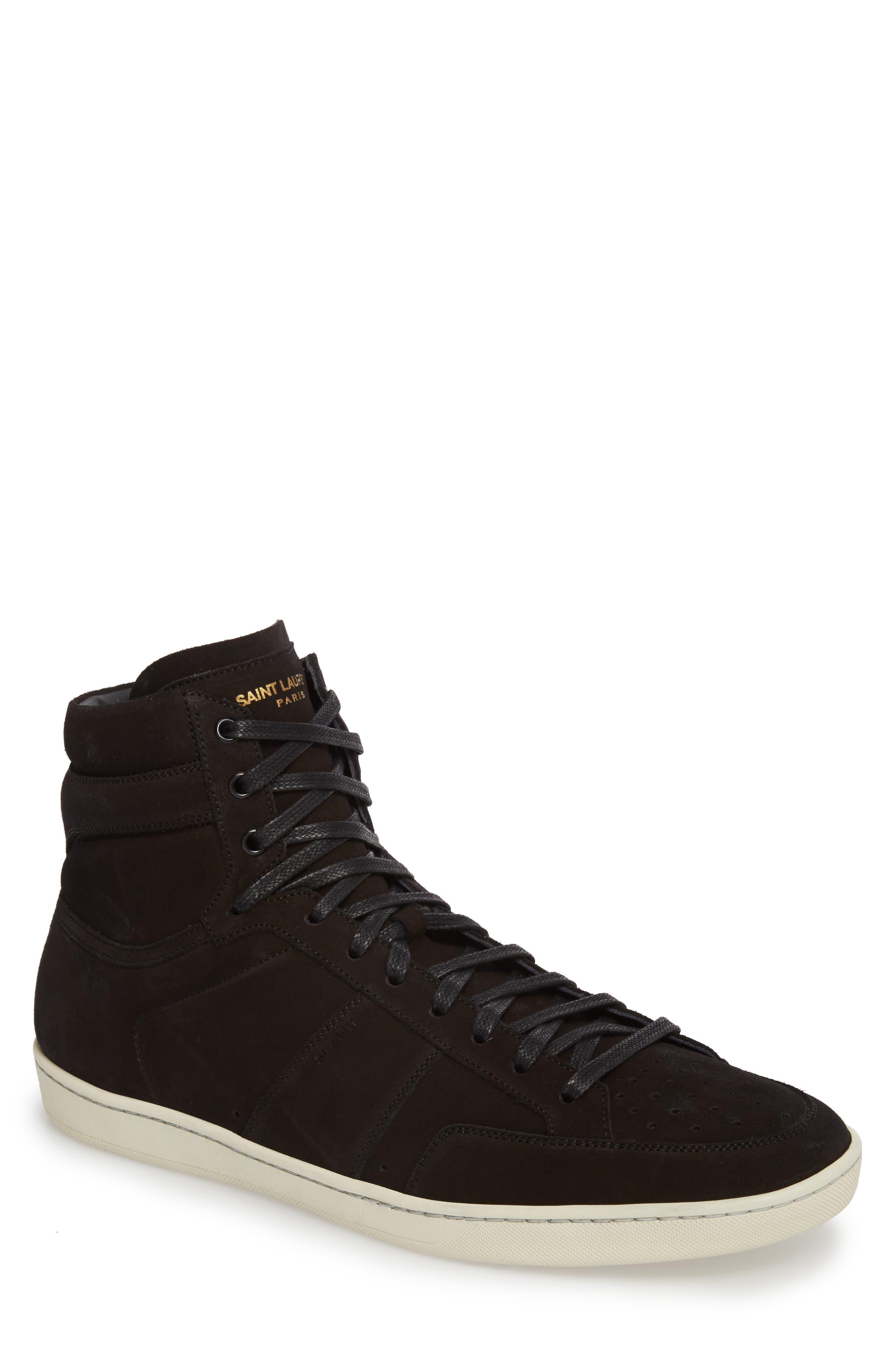 Saint Laurent SL/10H Signature Court Classic High-Top Sneaker (Men)