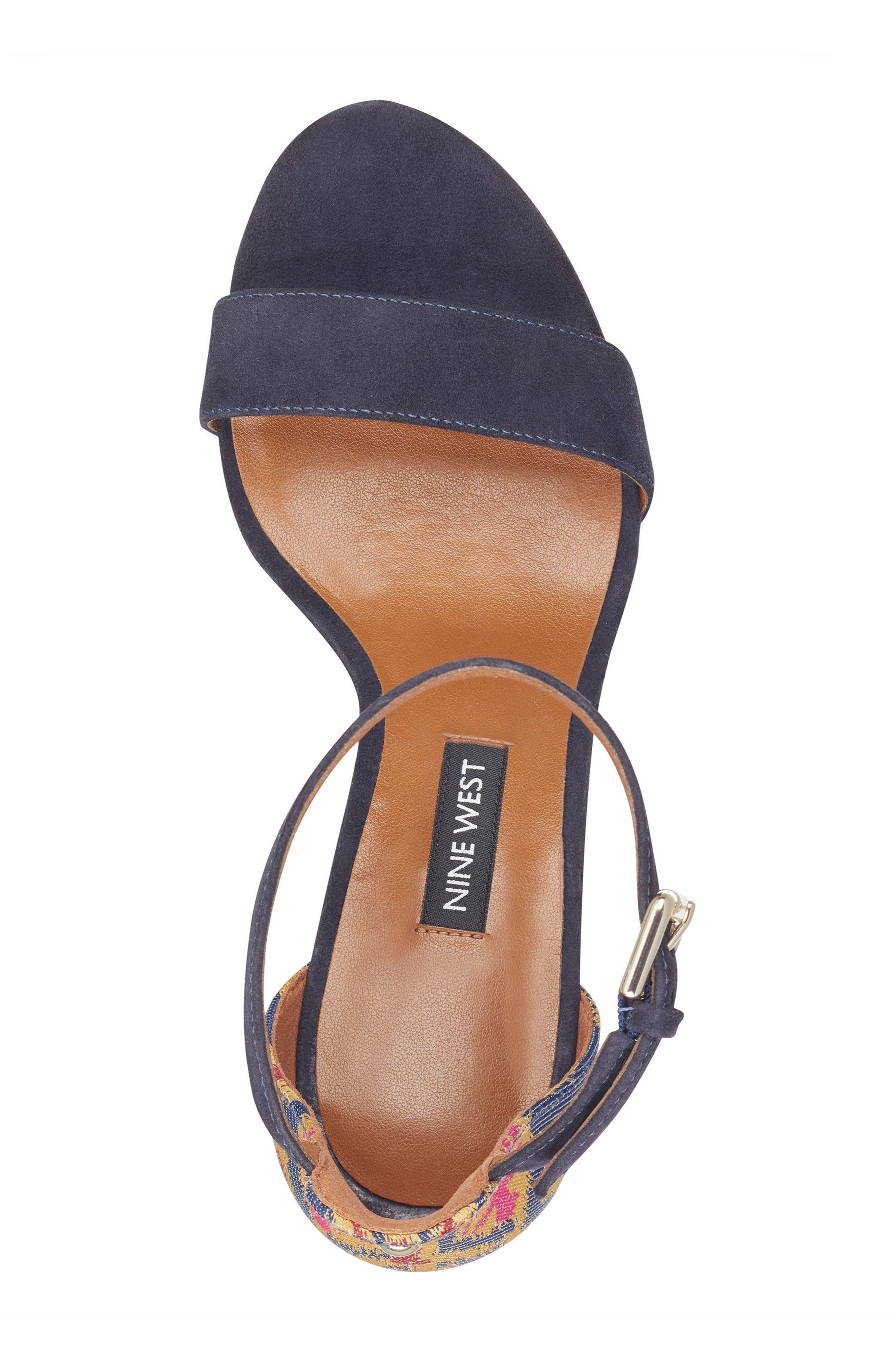 Alternate Image 5  - Nine West Dempsey Platform Sandal (Women)
