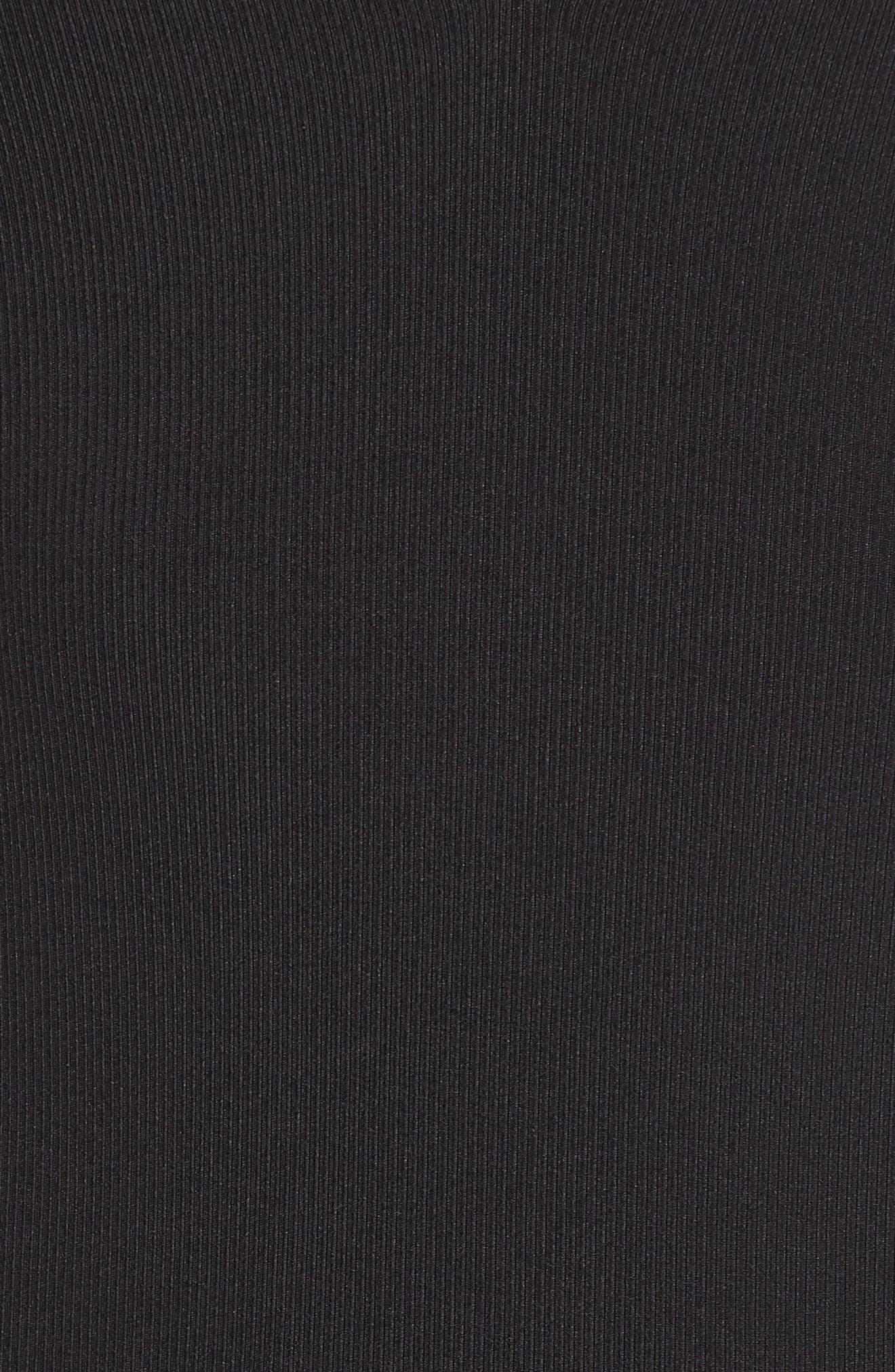 Alternate Image 5  - AFRM Strappy Thong Bodysuit