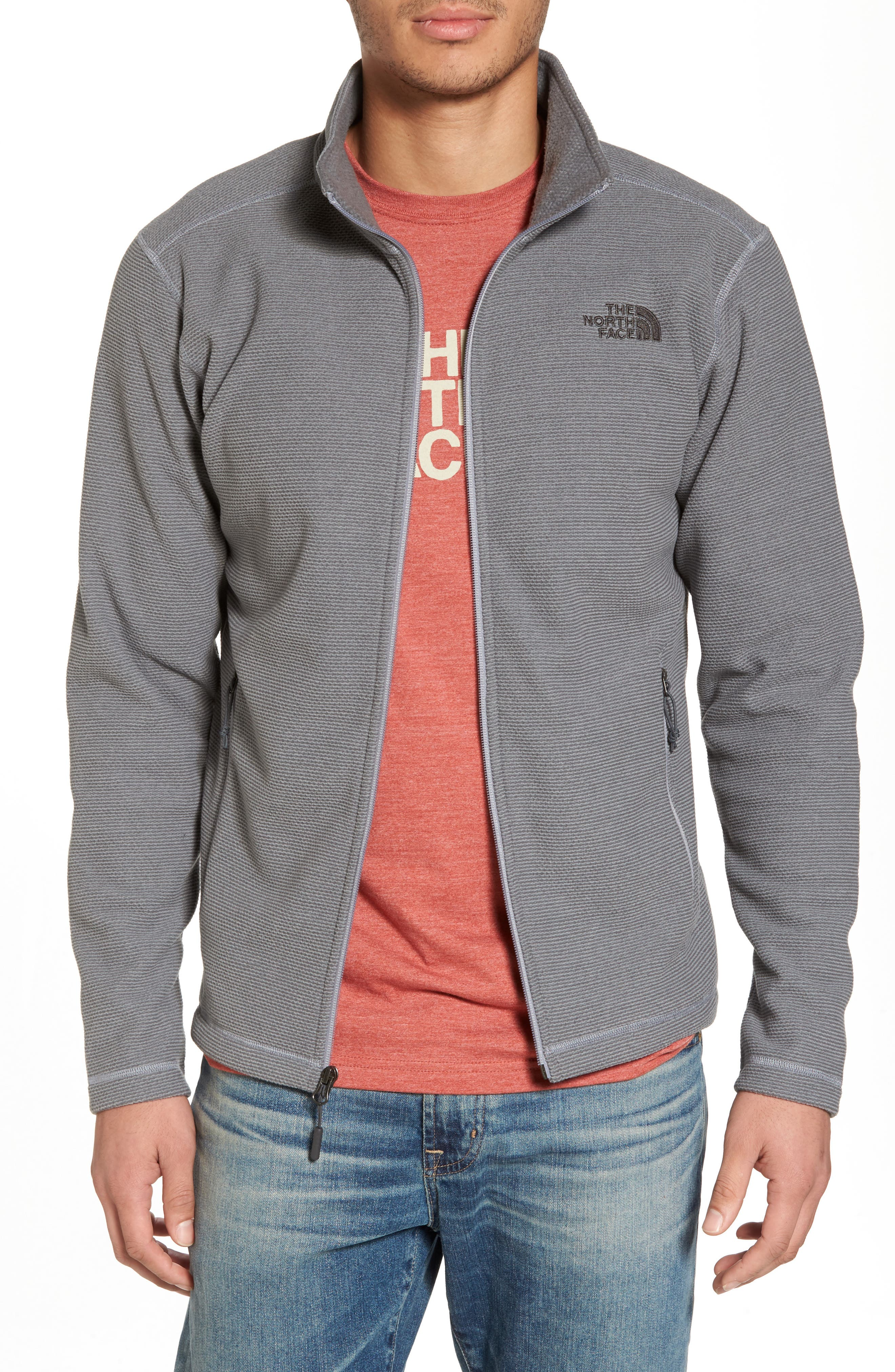 Main Image - The North Face Cap Rock Fleece Jacket