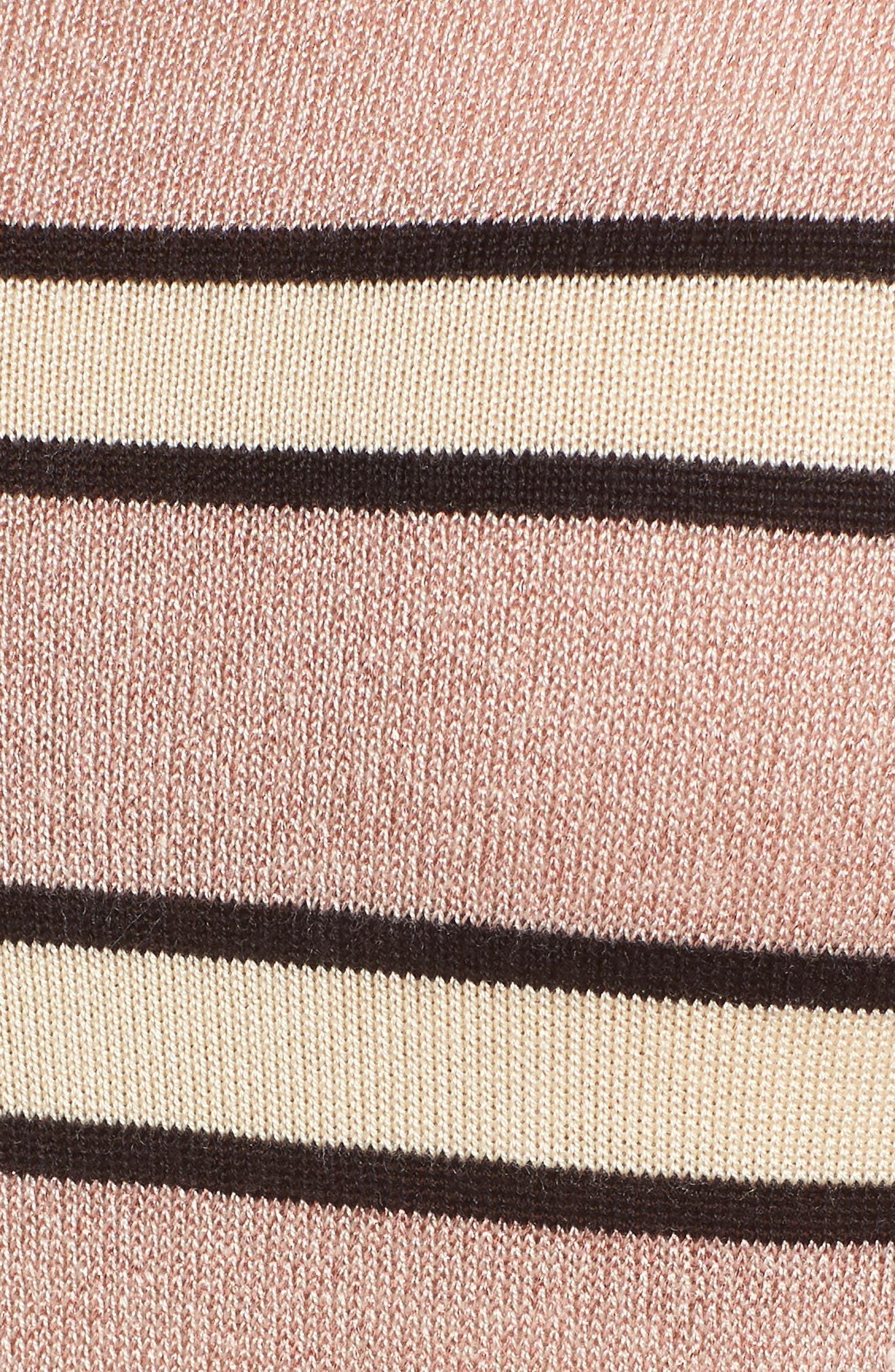 Stripe Sweater,                             Alternate thumbnail 5, color,                             Combo B