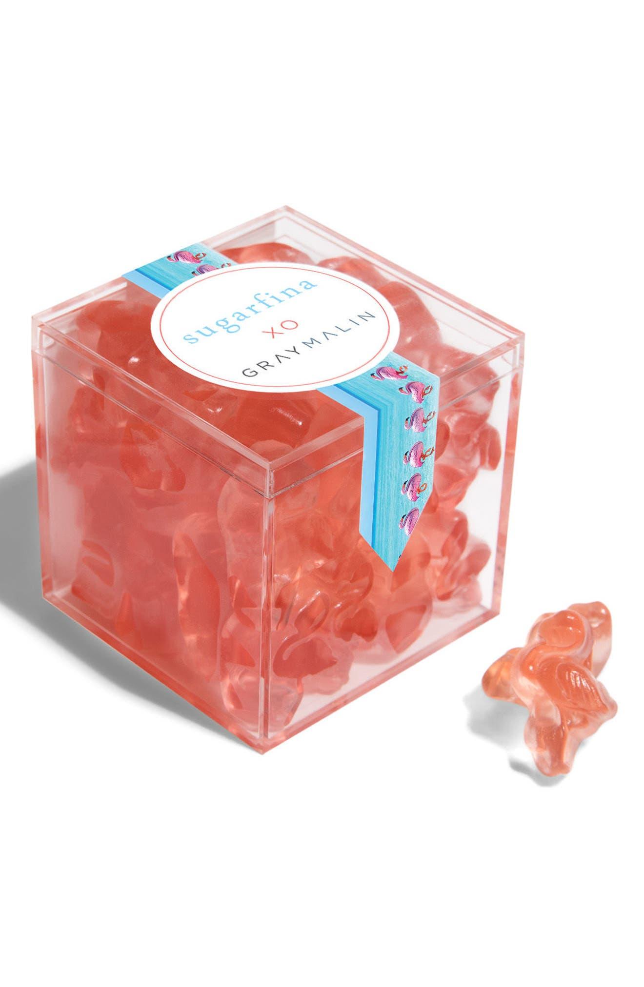x Gray Malin 3-Piece Candy Bento Box,                             Alternate thumbnail 4, color,                             Blue