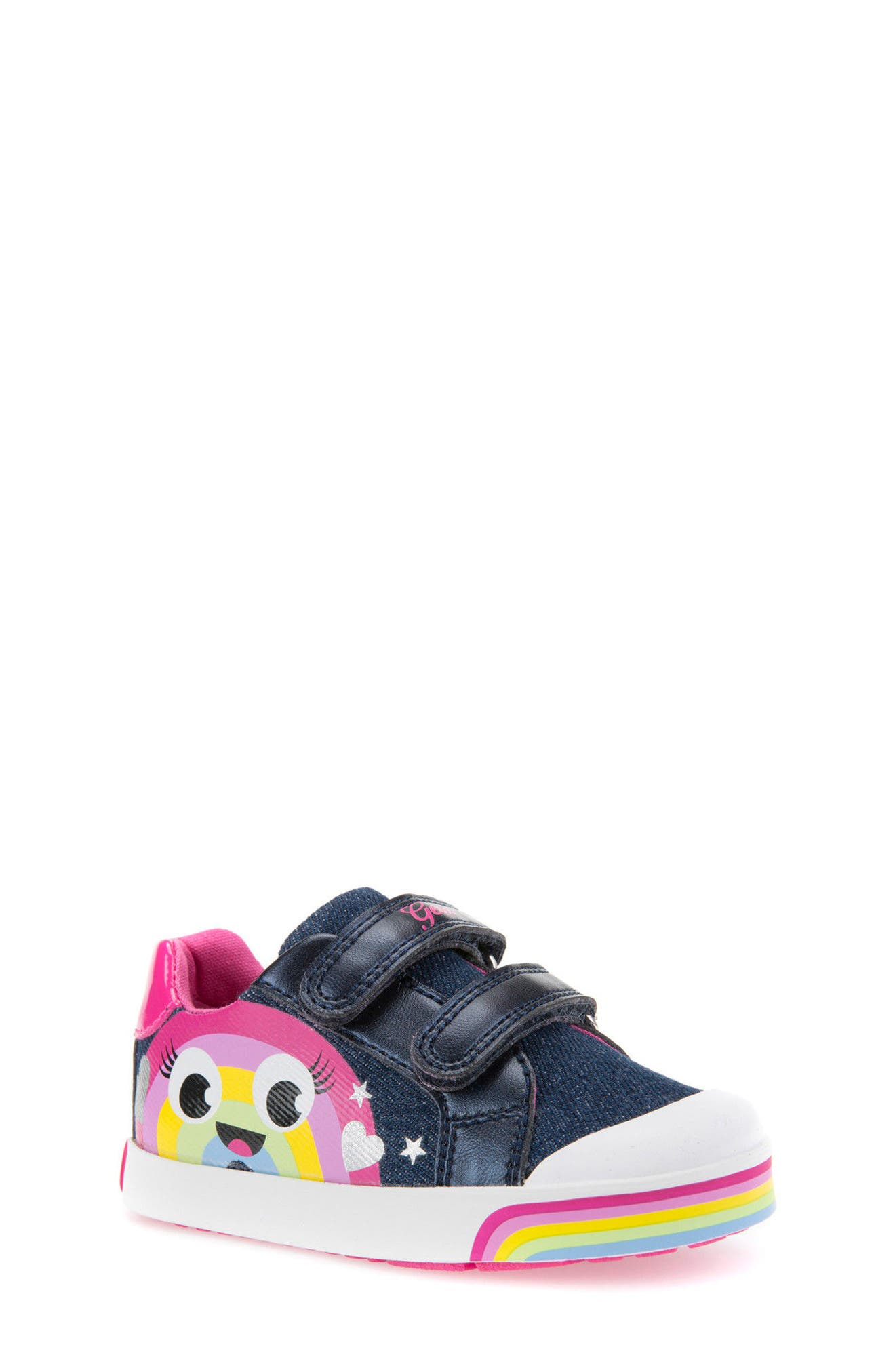 Kilwi Low Top Sneaker,                         Main,                         color, Avio/ Multicolor