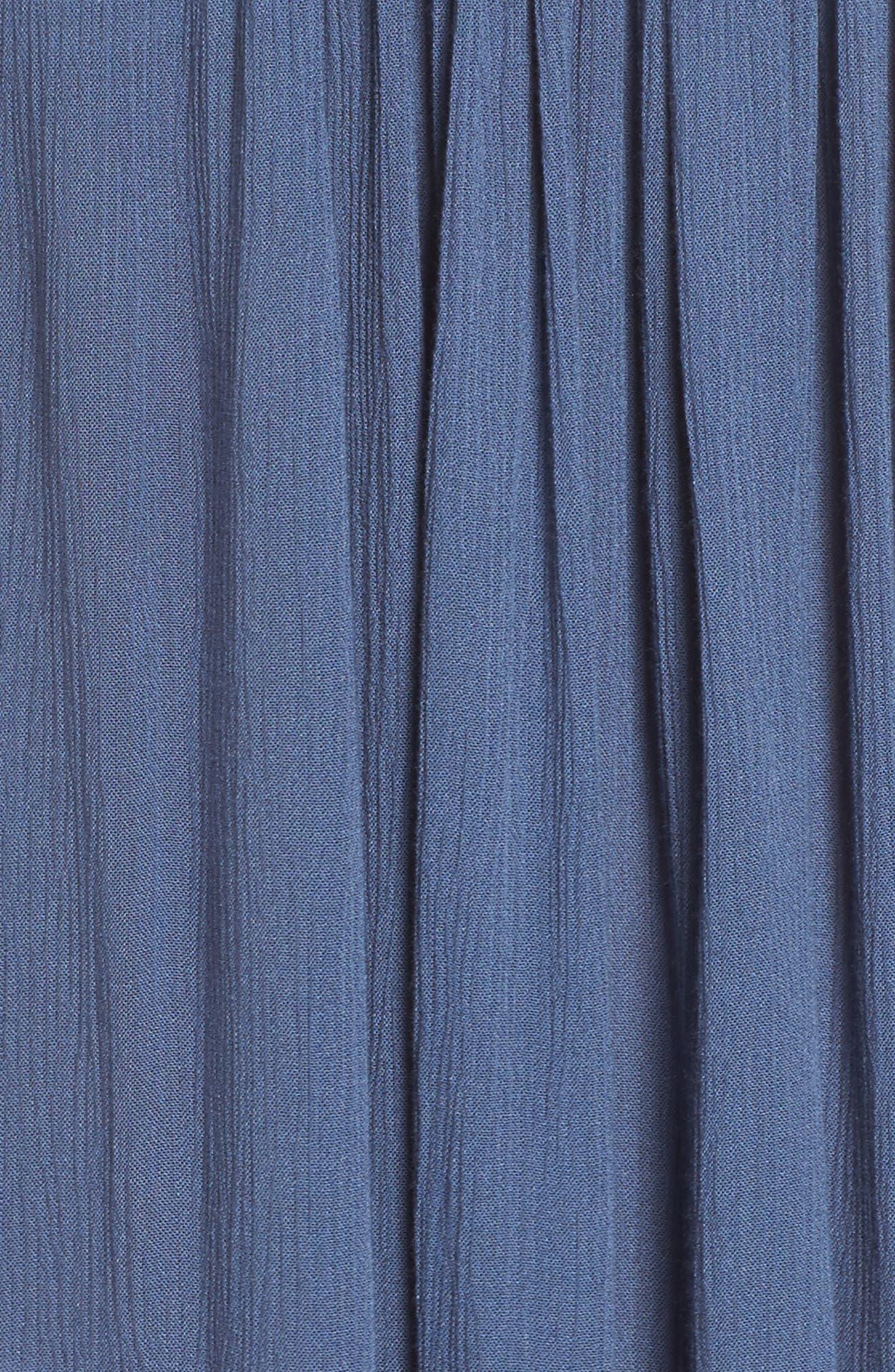 Alternate Image 5  - Elan Cover-Up Slipdress