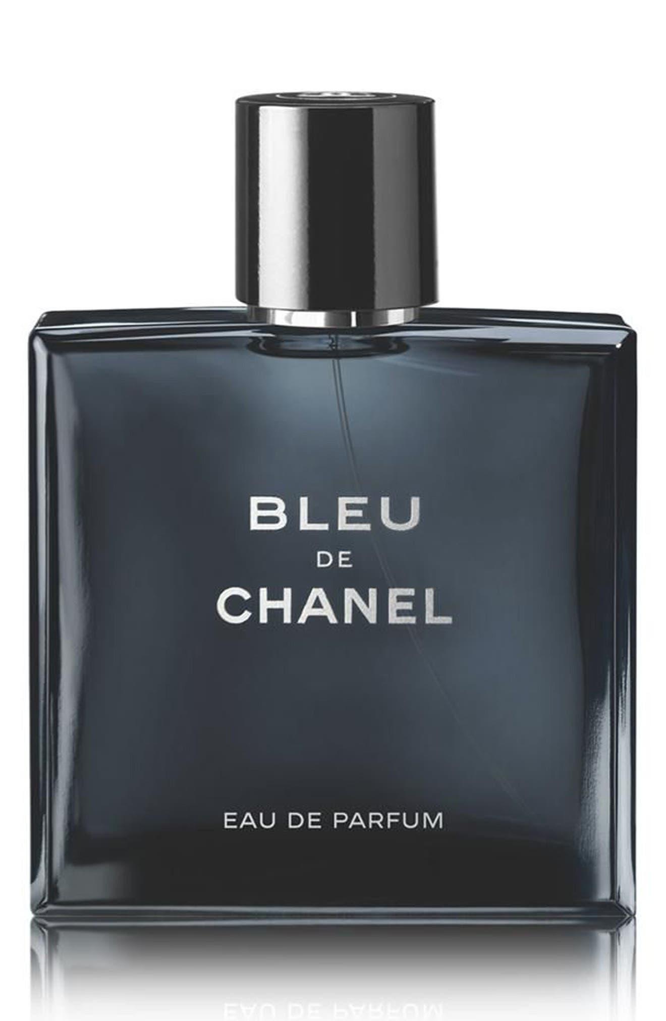 Alternate Image 1 Selected - CHANEL BLEU DE CHANEL  Eau de Parfum Pour Homme Spray (Limited Edition)